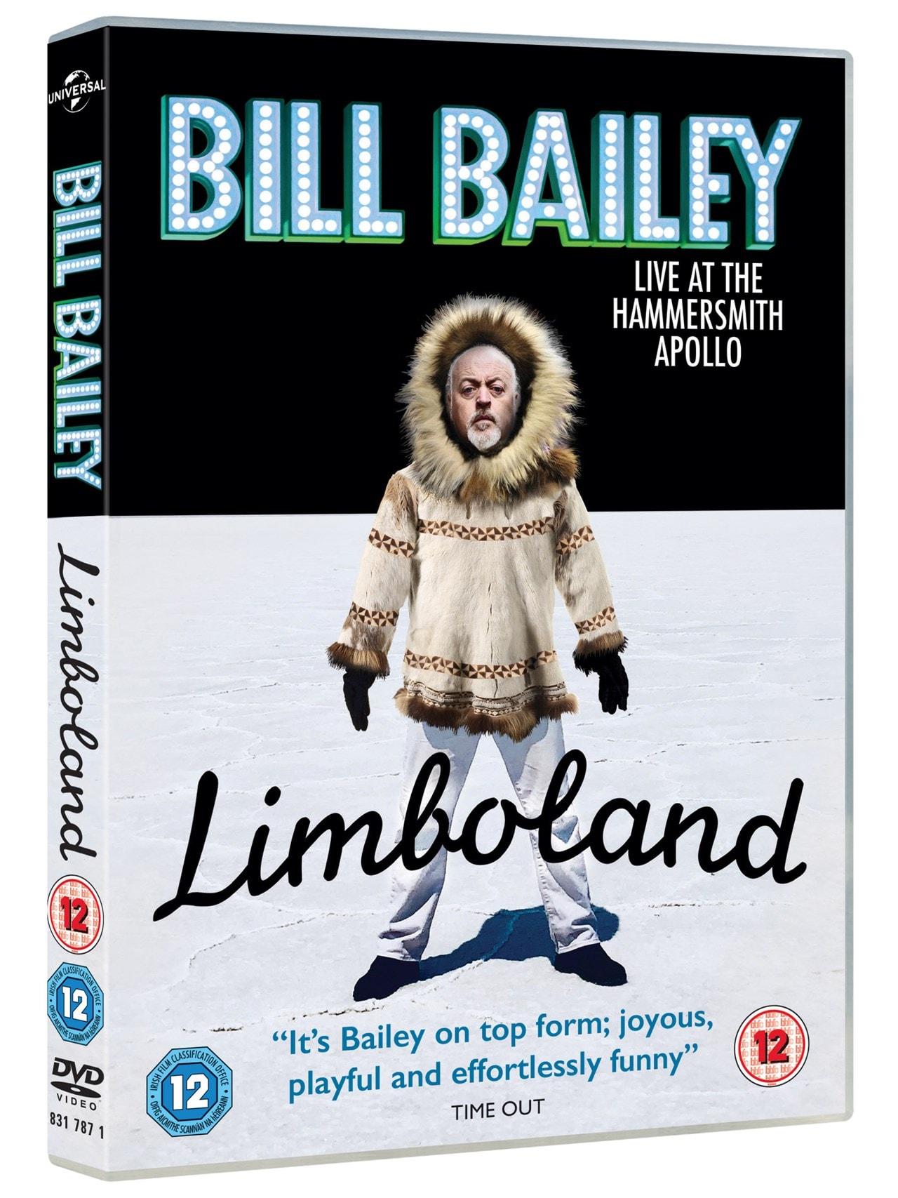 Bill Bailey: Limboland - Live at the Hammersmith Apollo - 2