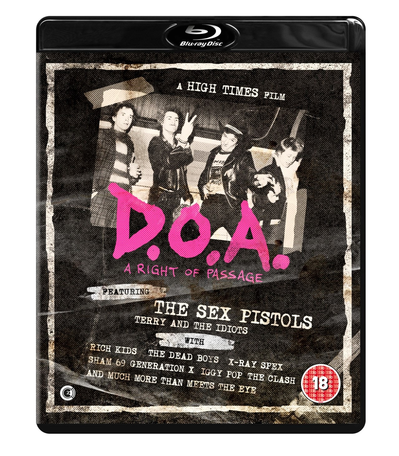 D.O.A.: A Right of Passage - 1