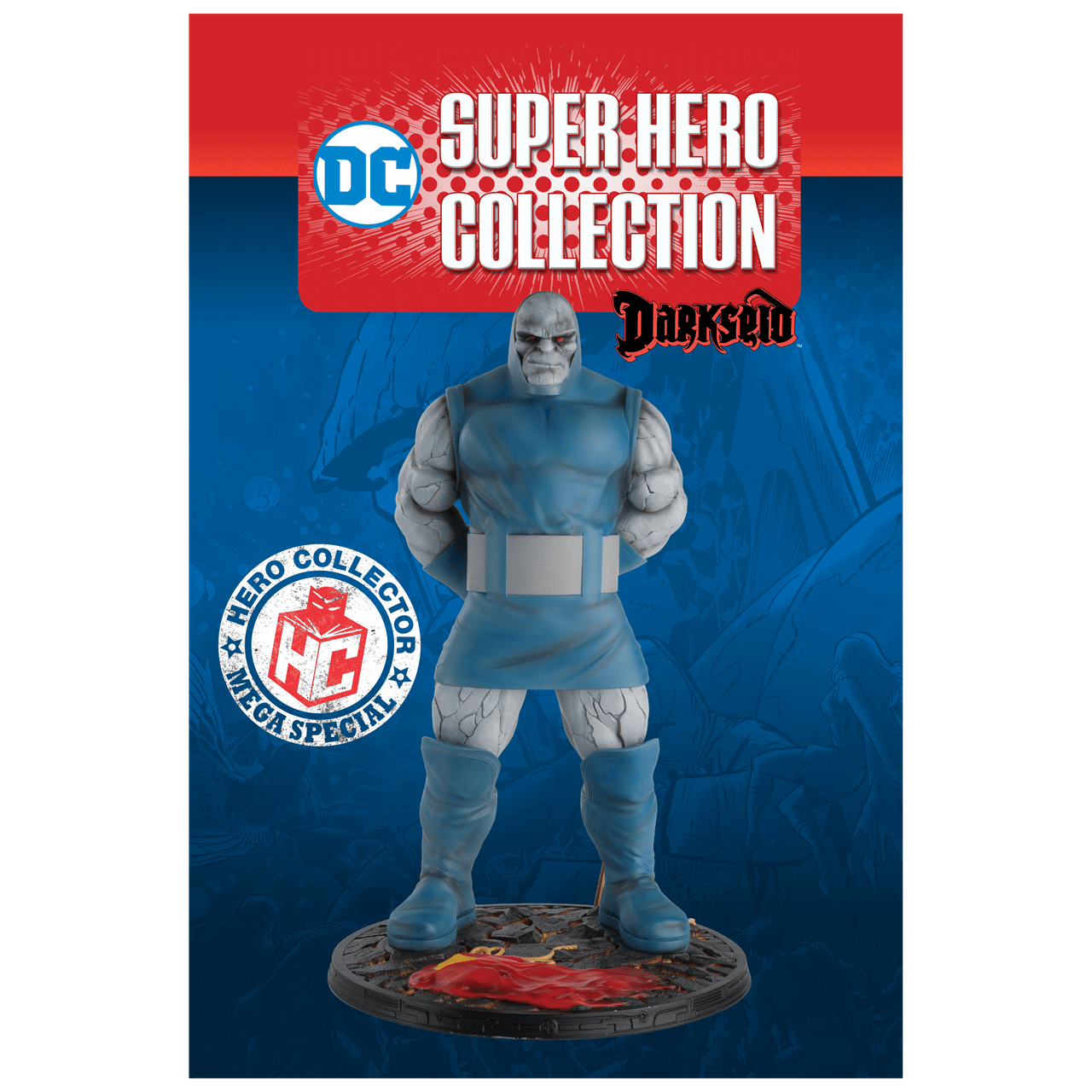 Darkseid: DC Mega Figurine (online only) Hero Collector - 6