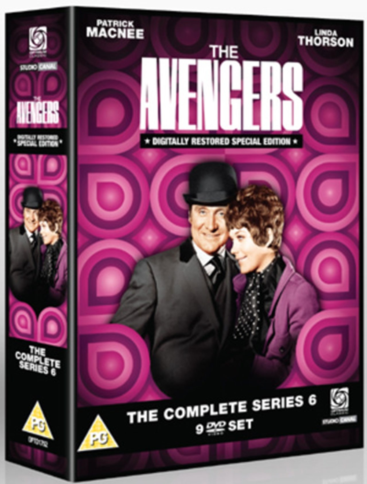 The Avengers: The Complete Series 6 - 1