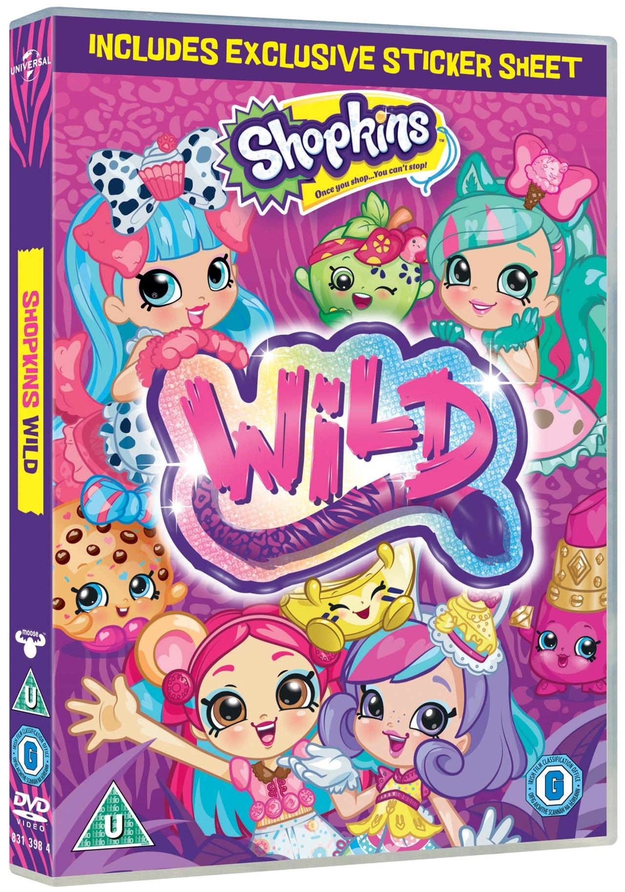 Shopkins: Wild - 2