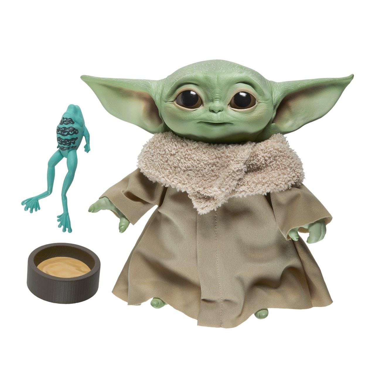 Star Wars: The Child (Baby Yoda) Talking Plush Toy - 1