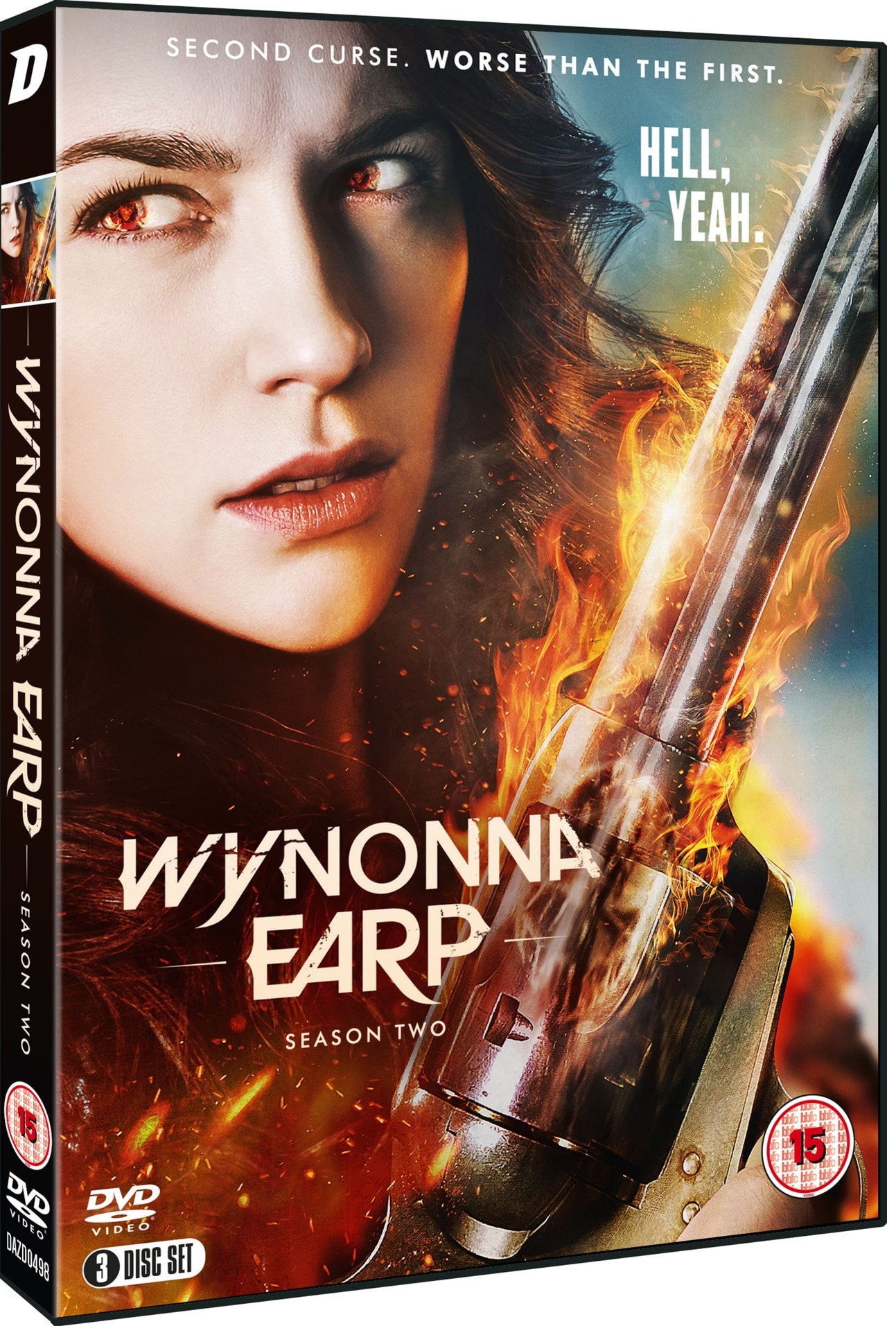 Wynonna Earp: Season 2 - 2