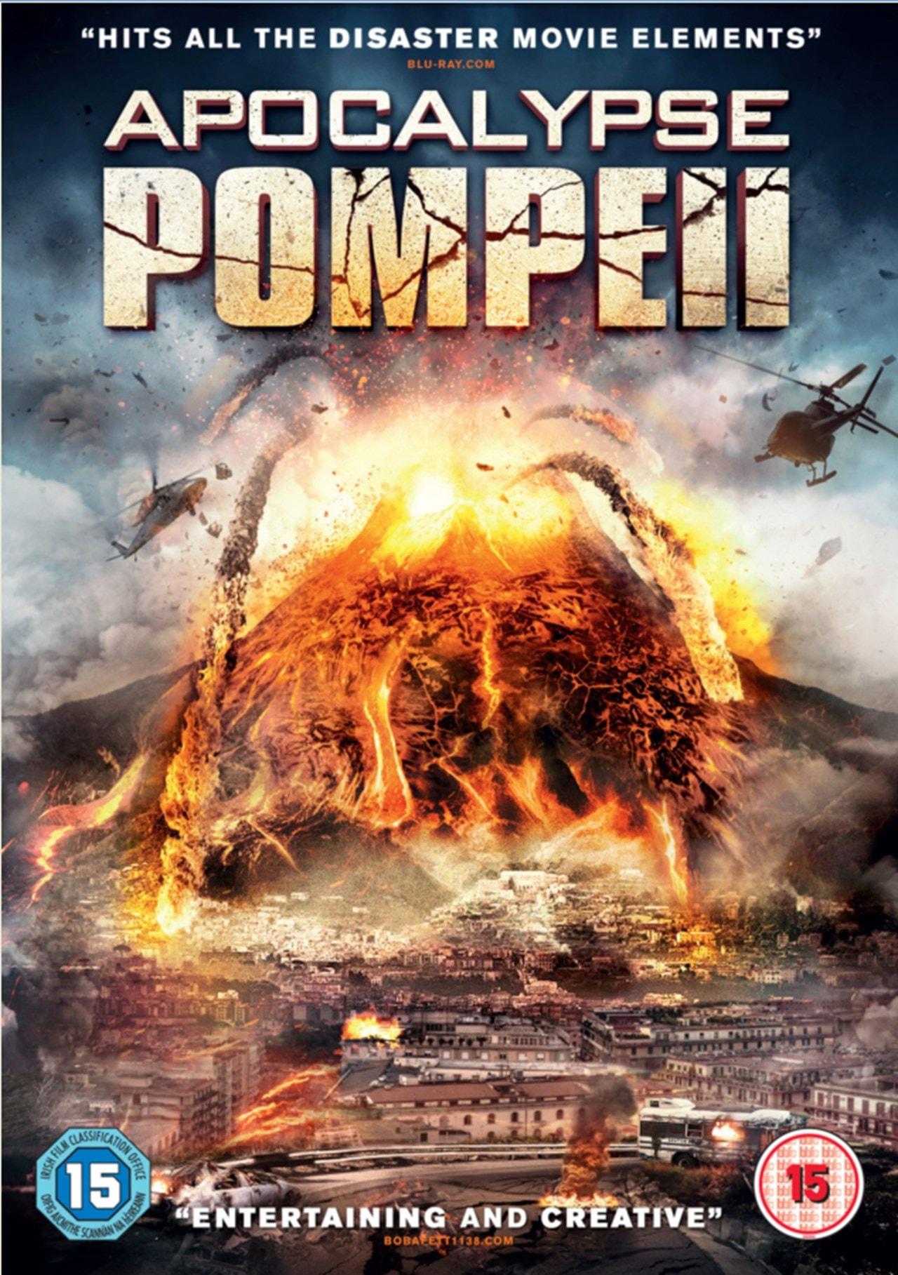Apocalypse Pompeii - 1