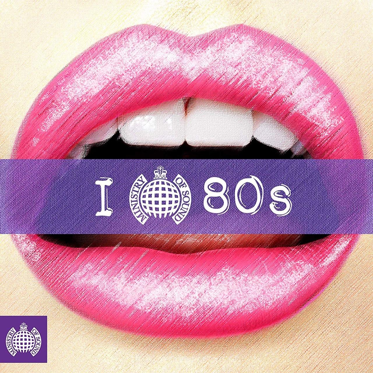 I Love 80s - 1