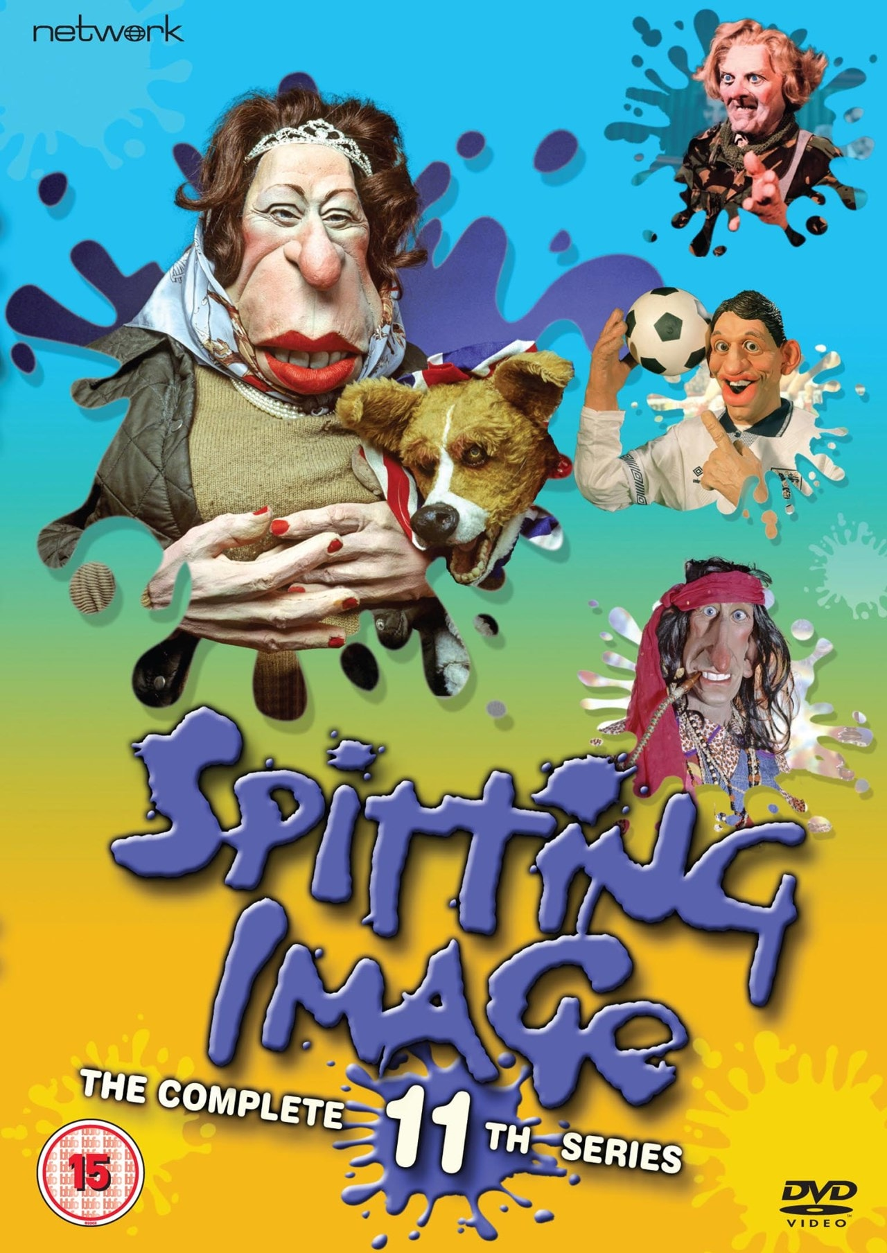 Spitting Image: The Complete Eleventh Series - 1