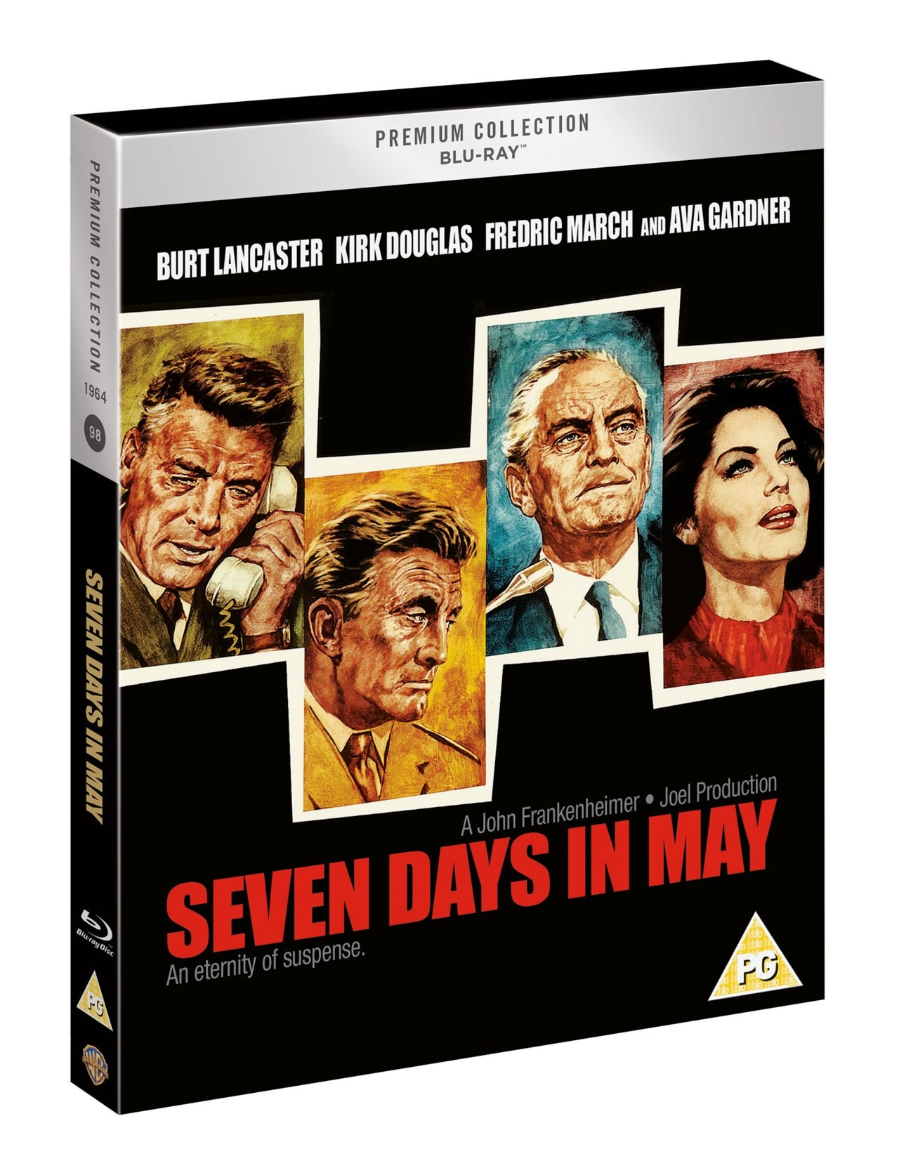 Seven Days in May (hmv Exclusive) - The Premium Collection - 2
