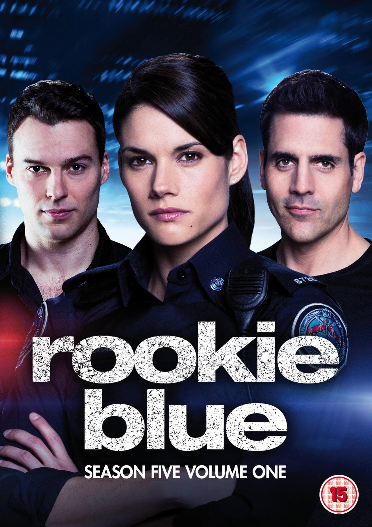 Rookie Blue: Season 5 - Volume 1 - 1