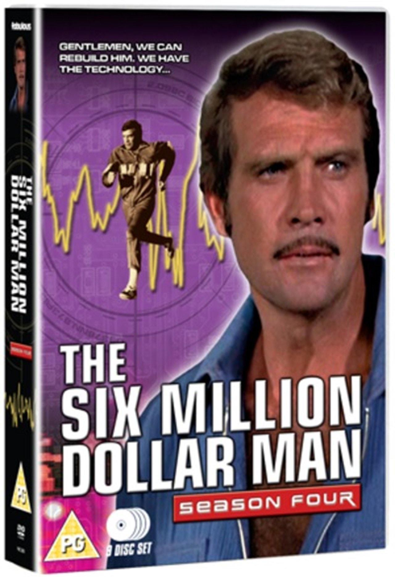 The Six Million Dollar Man: Series 4 - 1