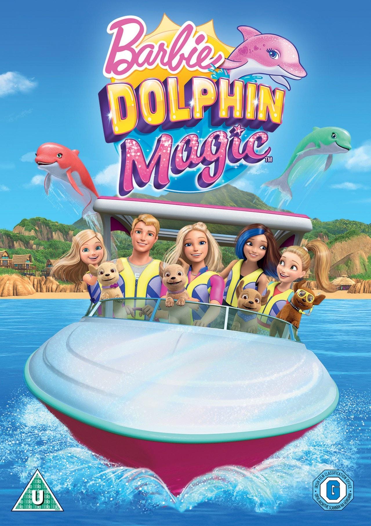 Barbie: Dolphin Magic - 1