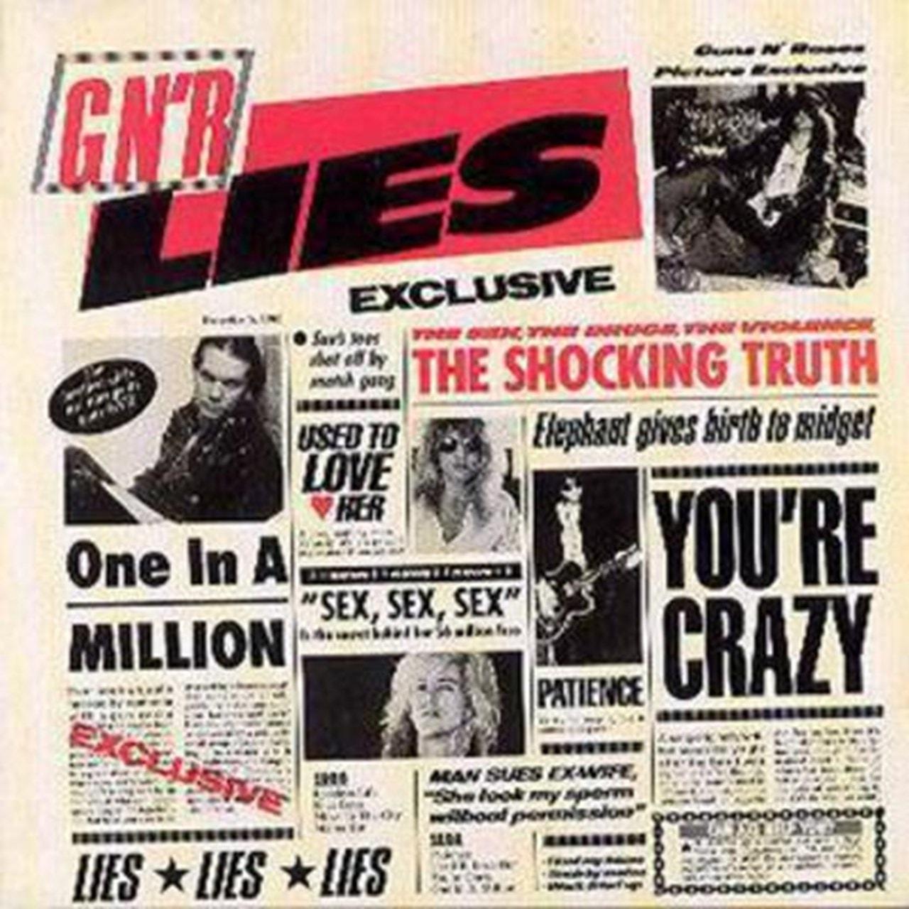 G N' R Lies - 1