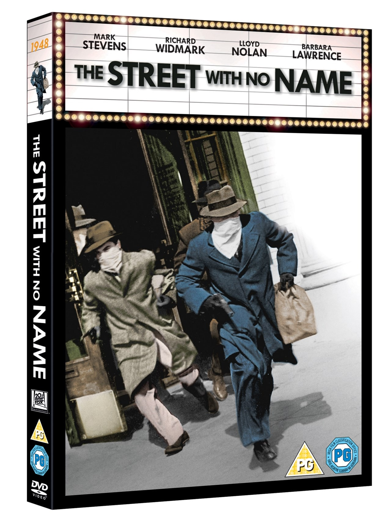The Street With No Name - 2
