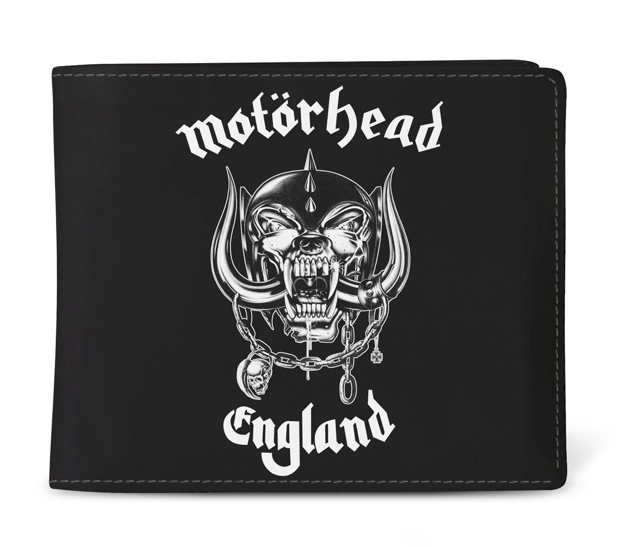 Motorhead: England Wallet - 1