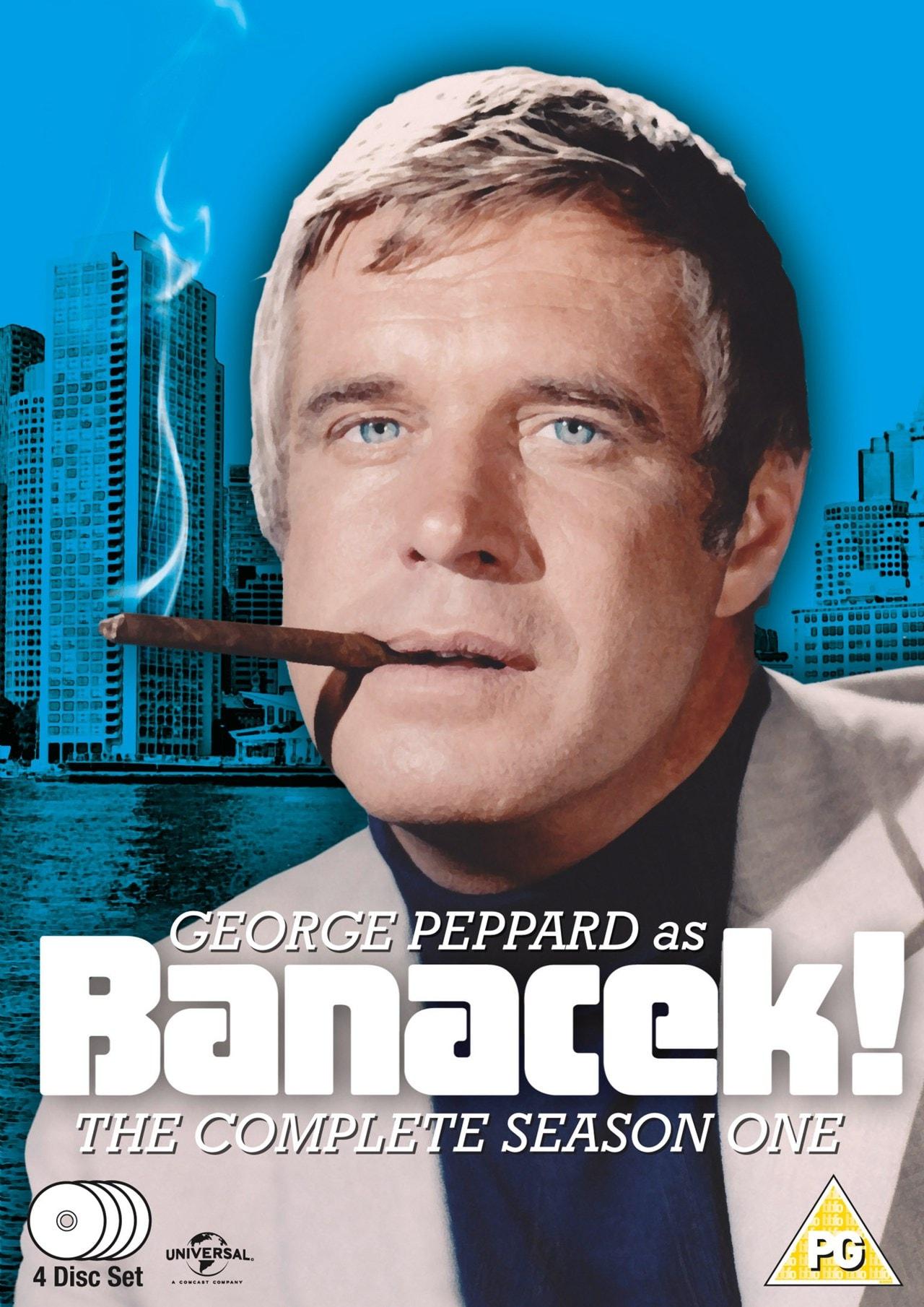 Banacek: Season 1 - 1