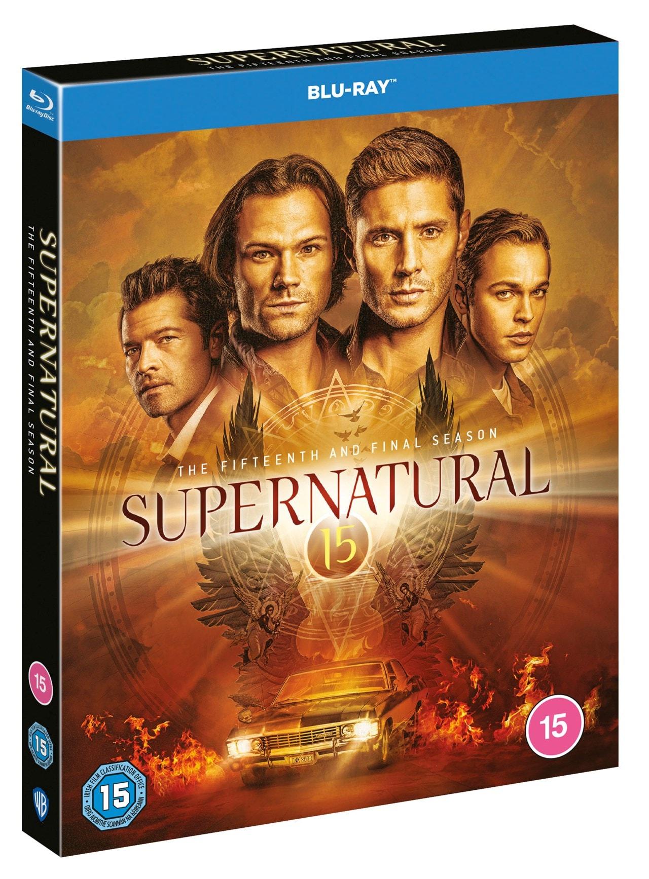 Supernatural: The Complete Fifteenth Season - 2