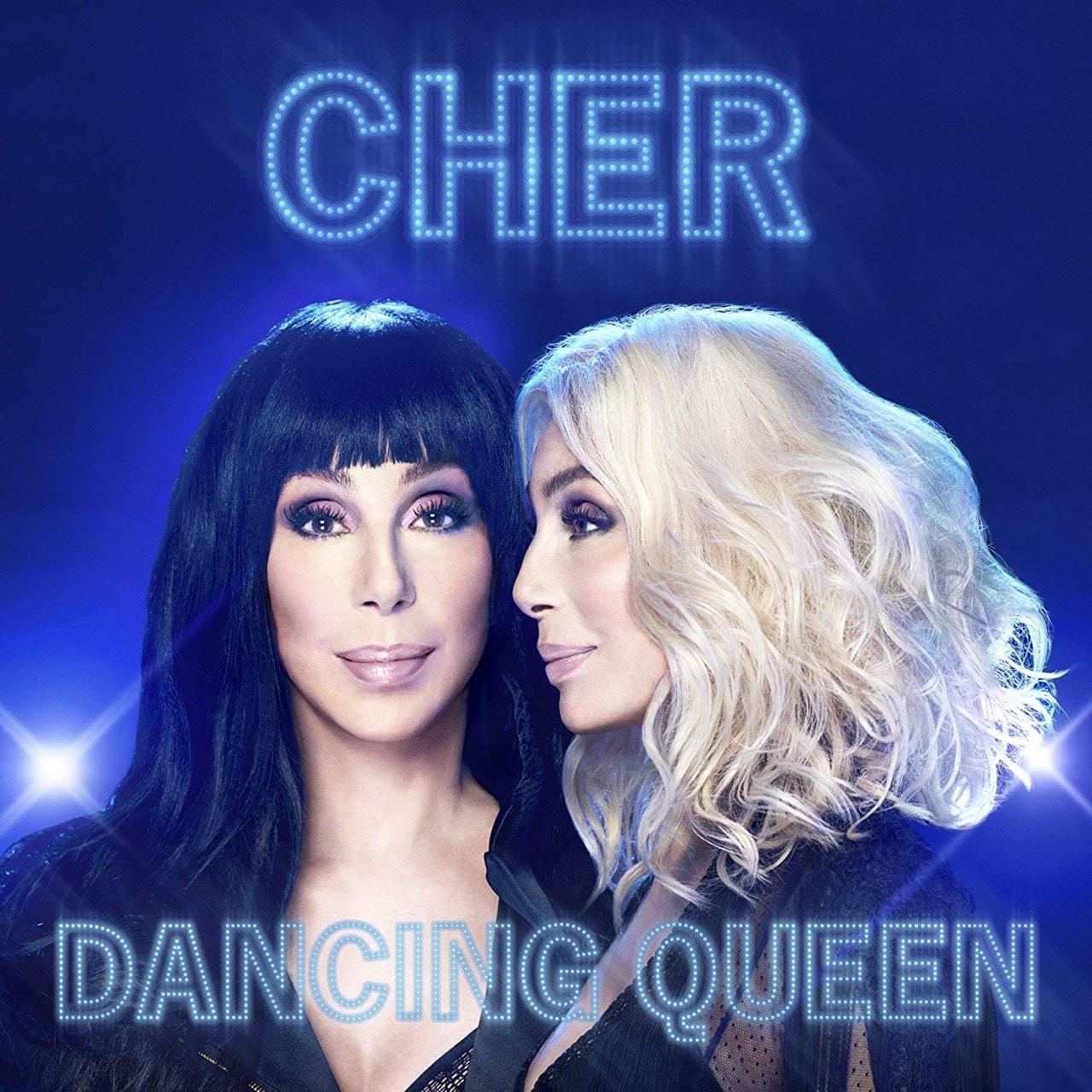 Dancing Queen (Transparent Blue Vinyl) - 1