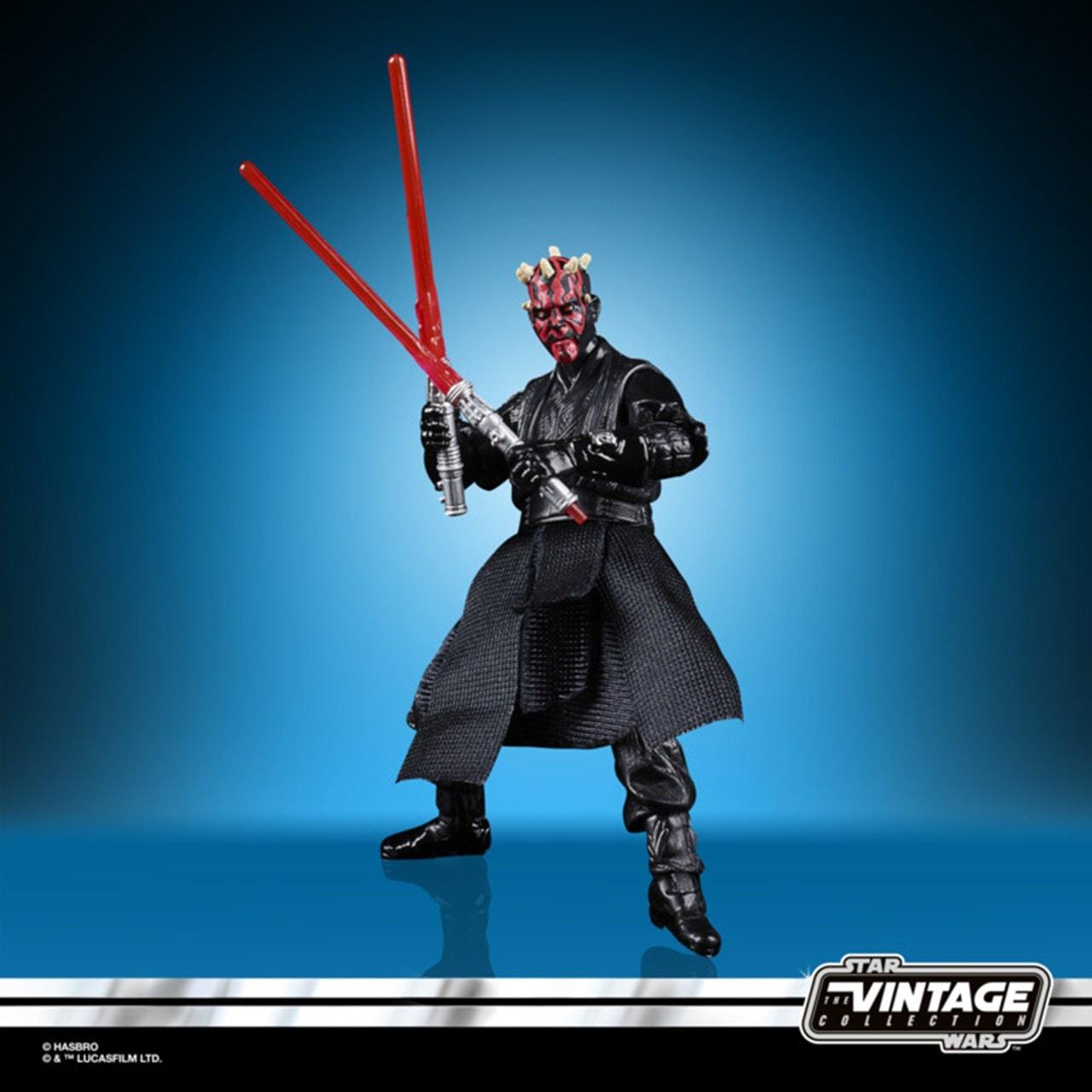 Darth Maul: Phantom Menace: Star Wars Vintage Action Figure - 3