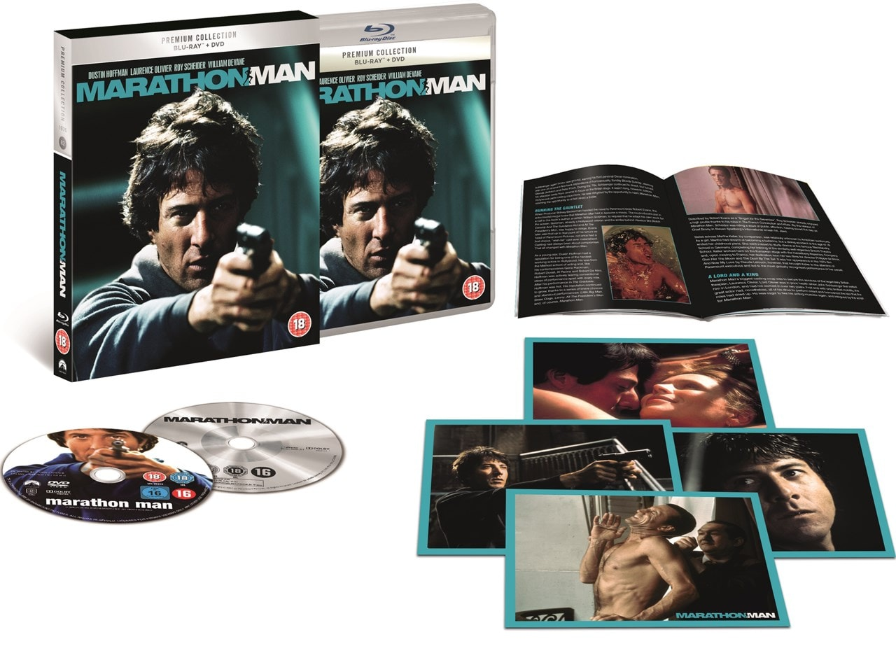 Marathon Man (hmv Exclusive) - The Premium Collection - 3