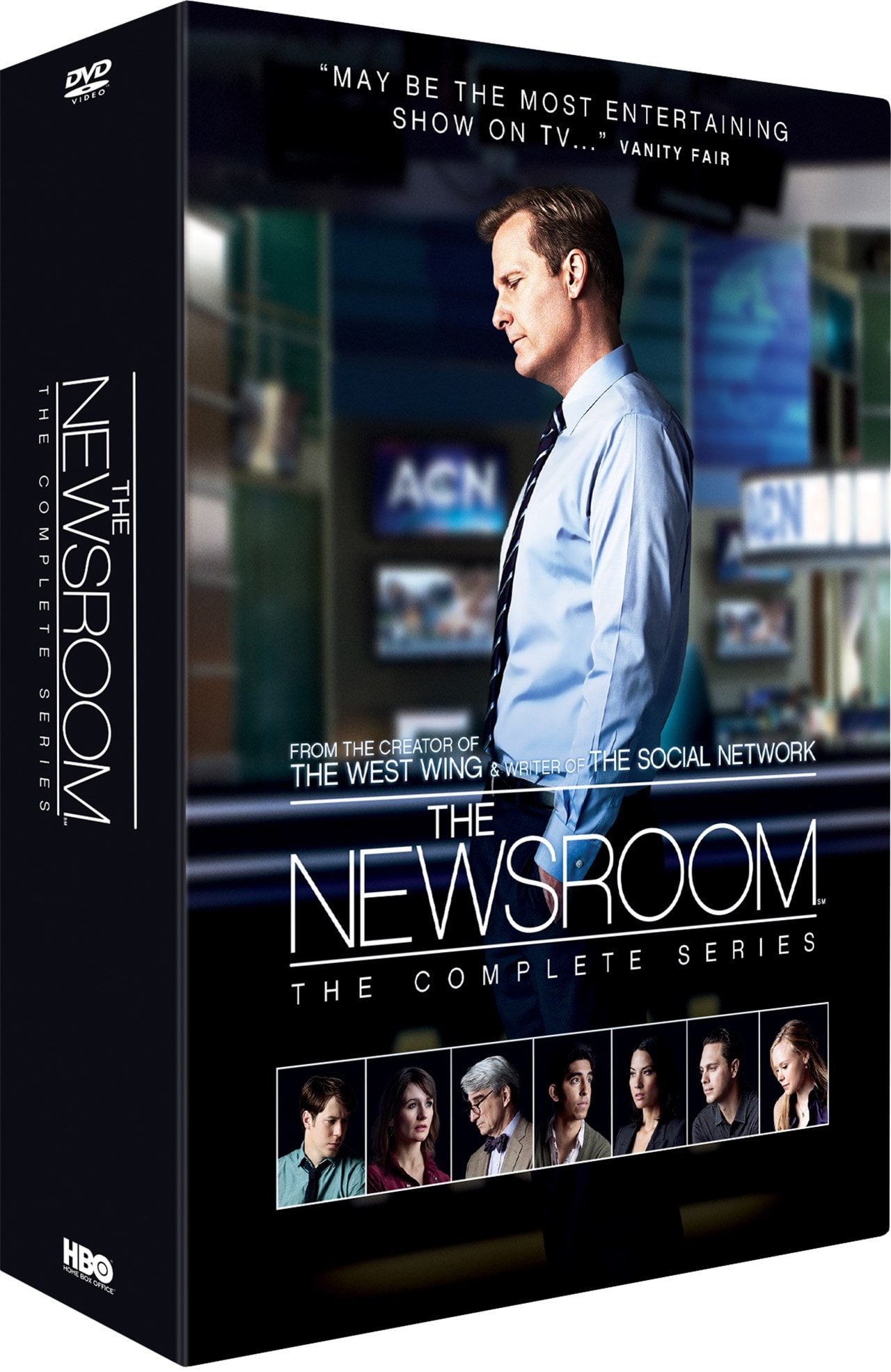 The Newsroom: The Complete Series - 2