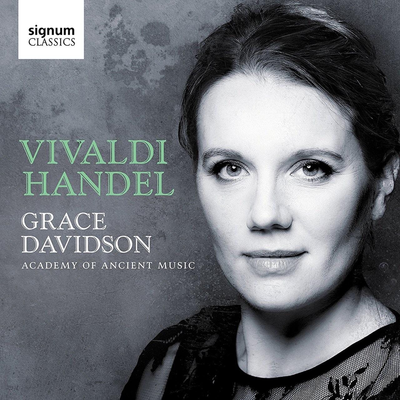 Grace Davidson: Vivaldi/Handel - 1