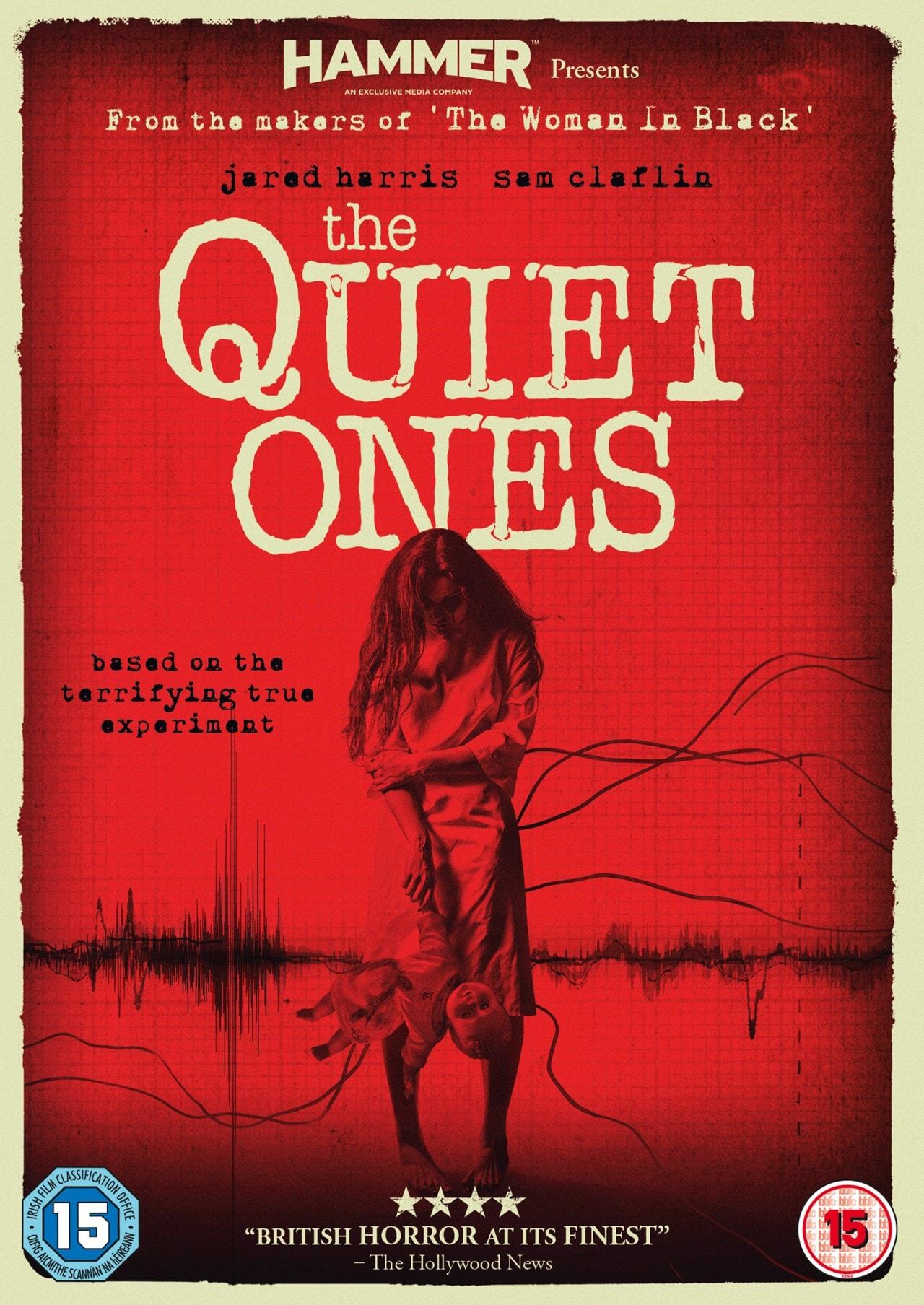 The Quiet Ones - 1
