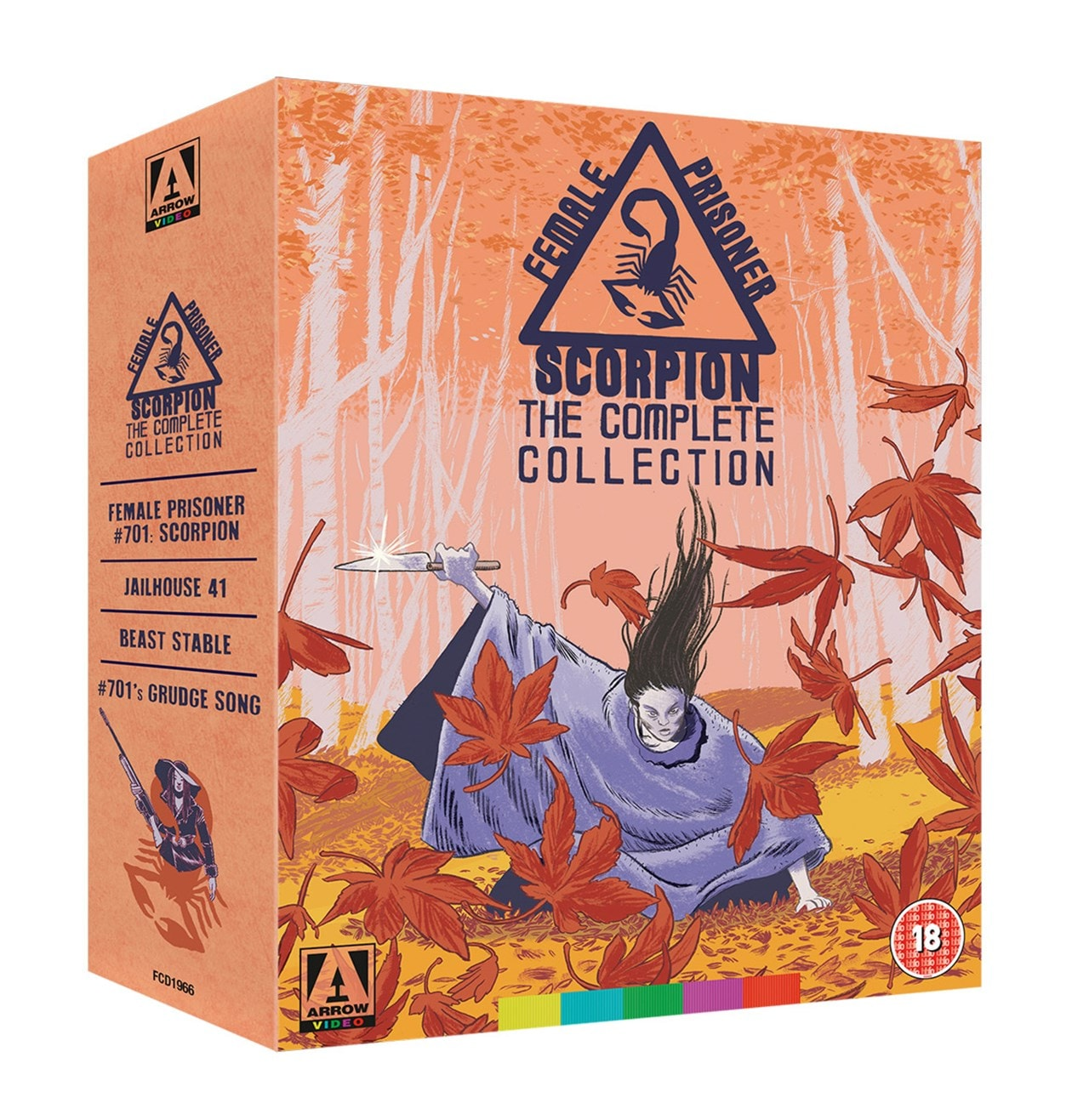 Female Prisoner Scorpion: The Complete Collection - 2