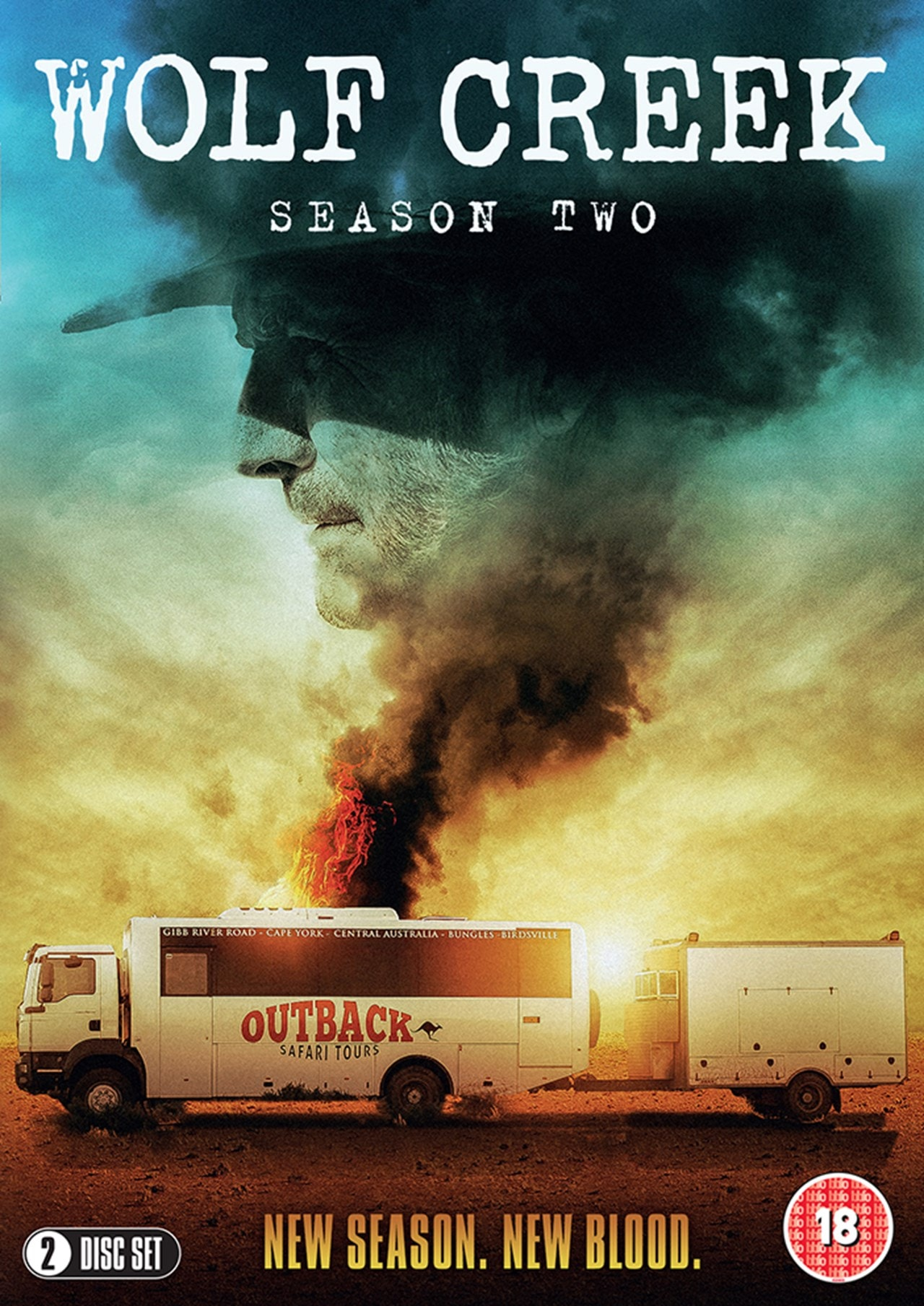 Wolf Creek: The Complete Second Series - 1