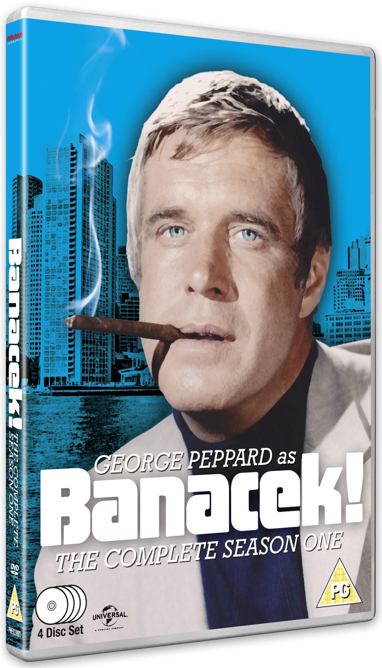 Banacek: Season 1 - 2