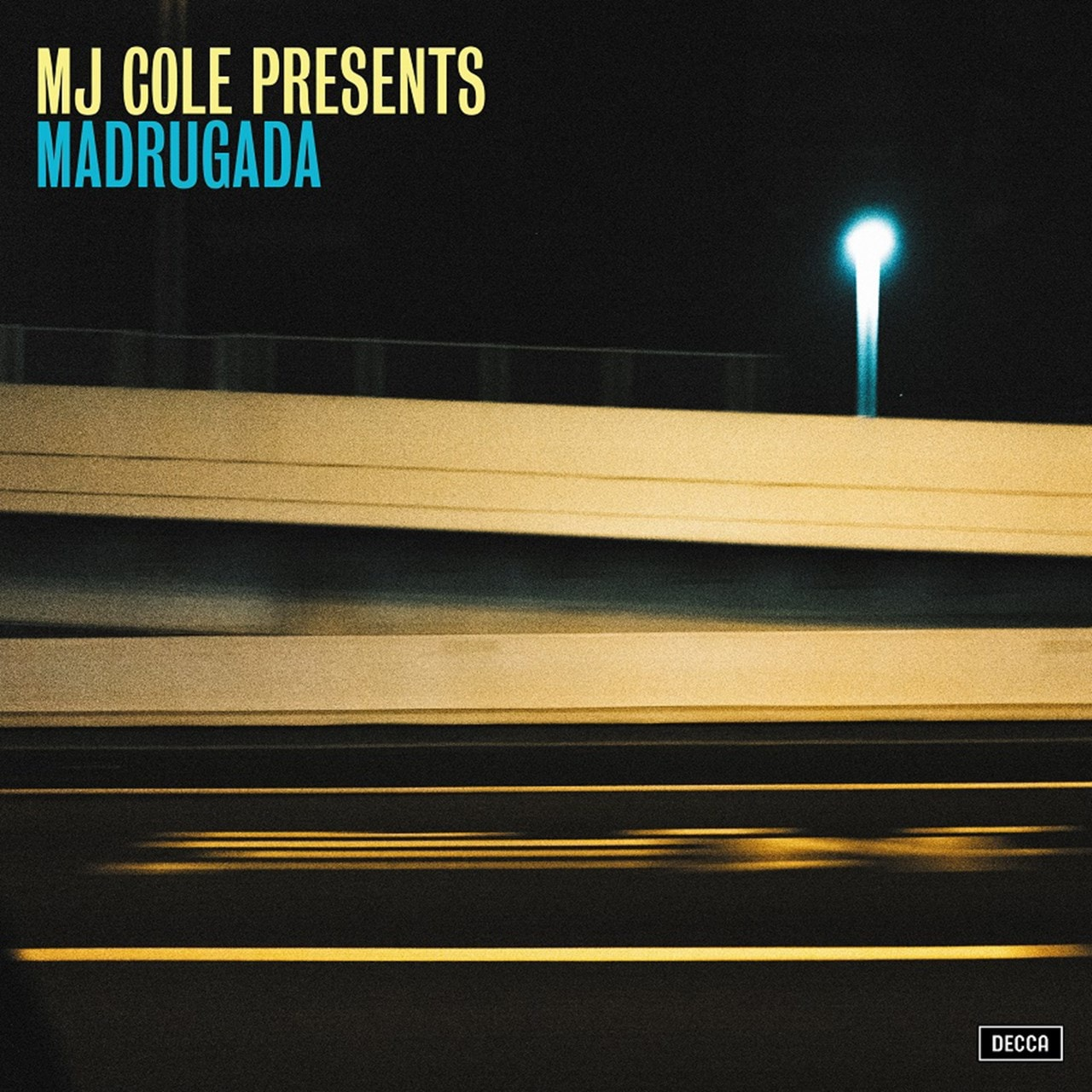 MJ Cole Presents Madrugada - 1