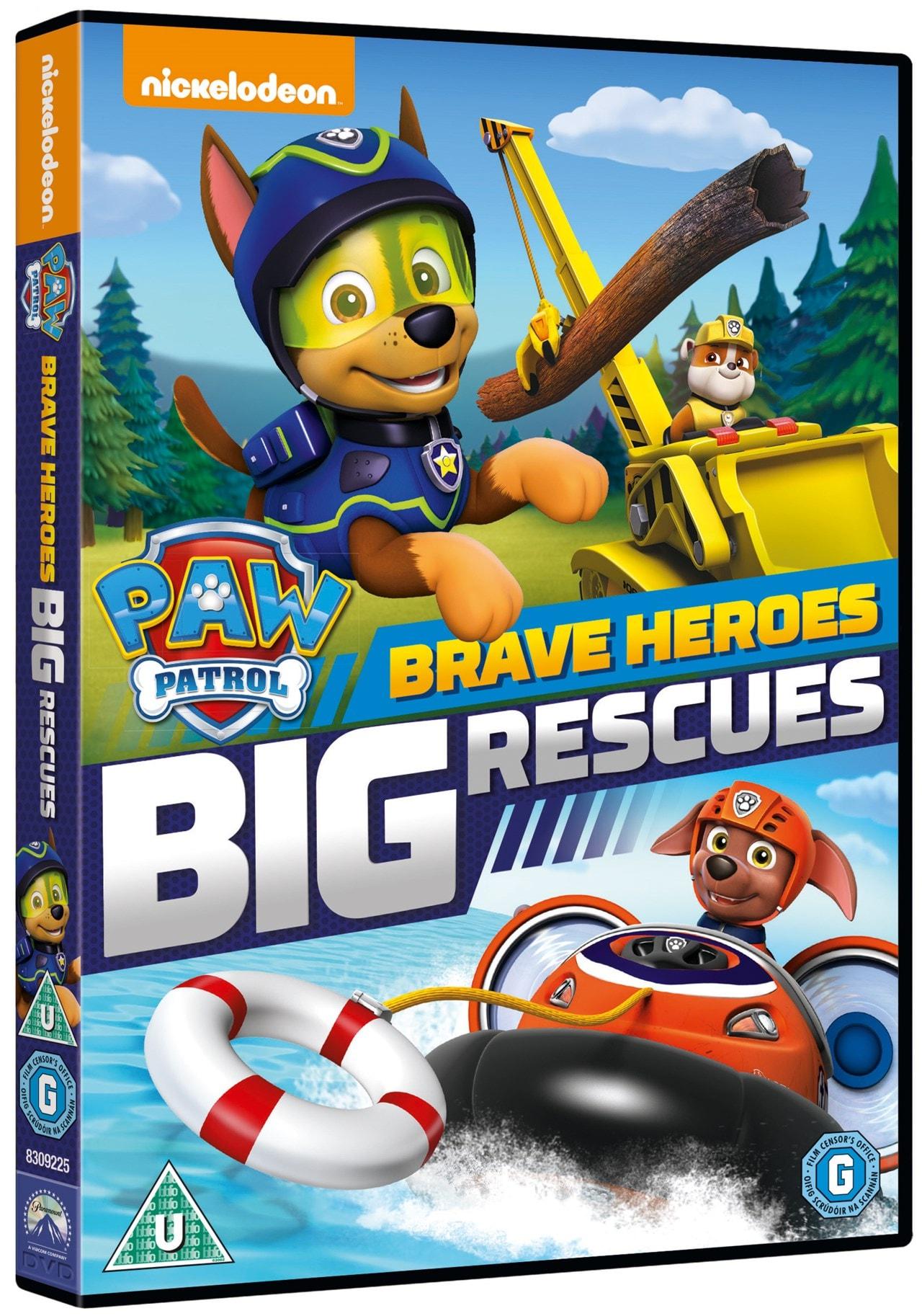 Paw Patrol: Brave Heroes, Big Rescues - 1