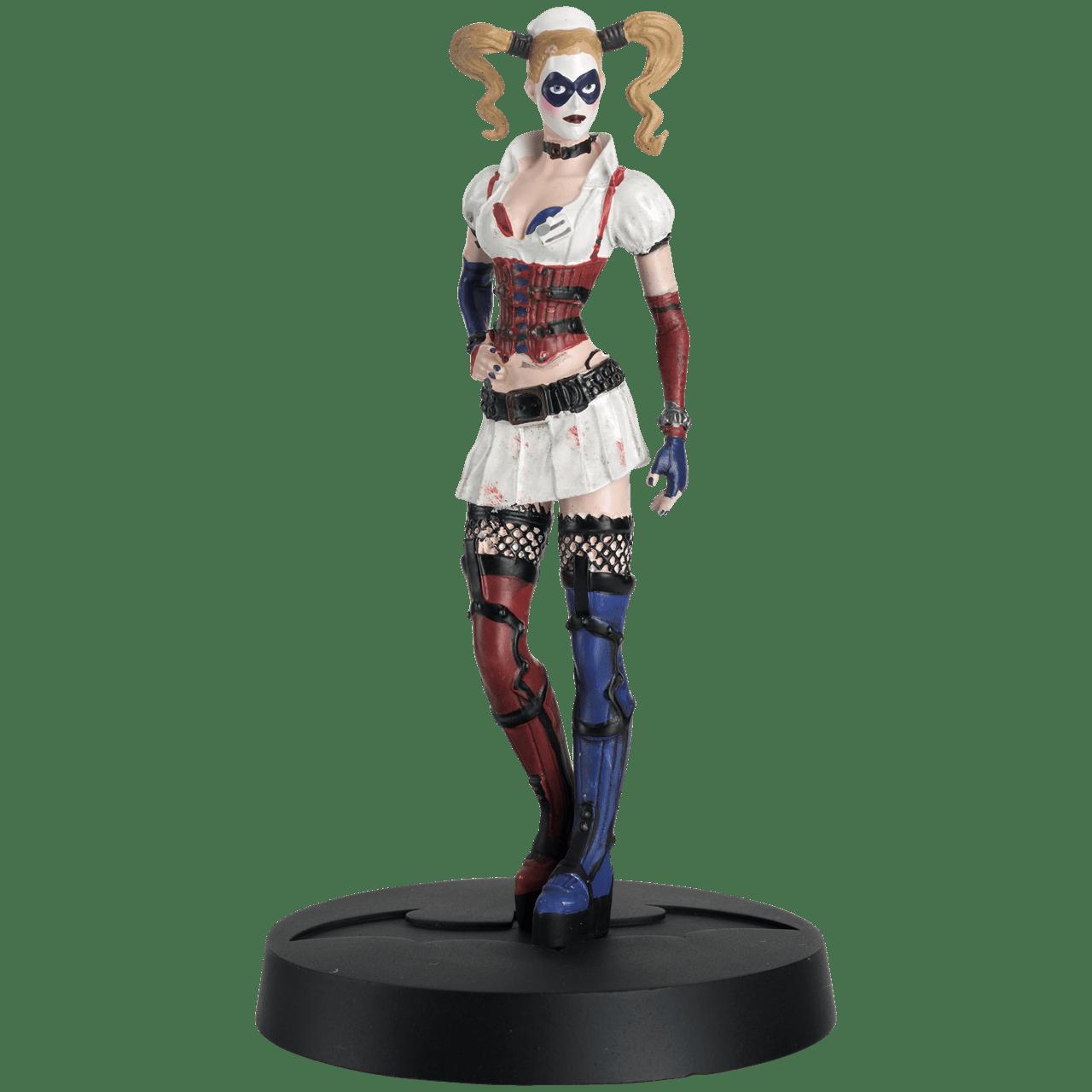 Batman: Arkham Asylum 3 Figurine Set: Batman, Joker, Harley: Hero Collector - 4