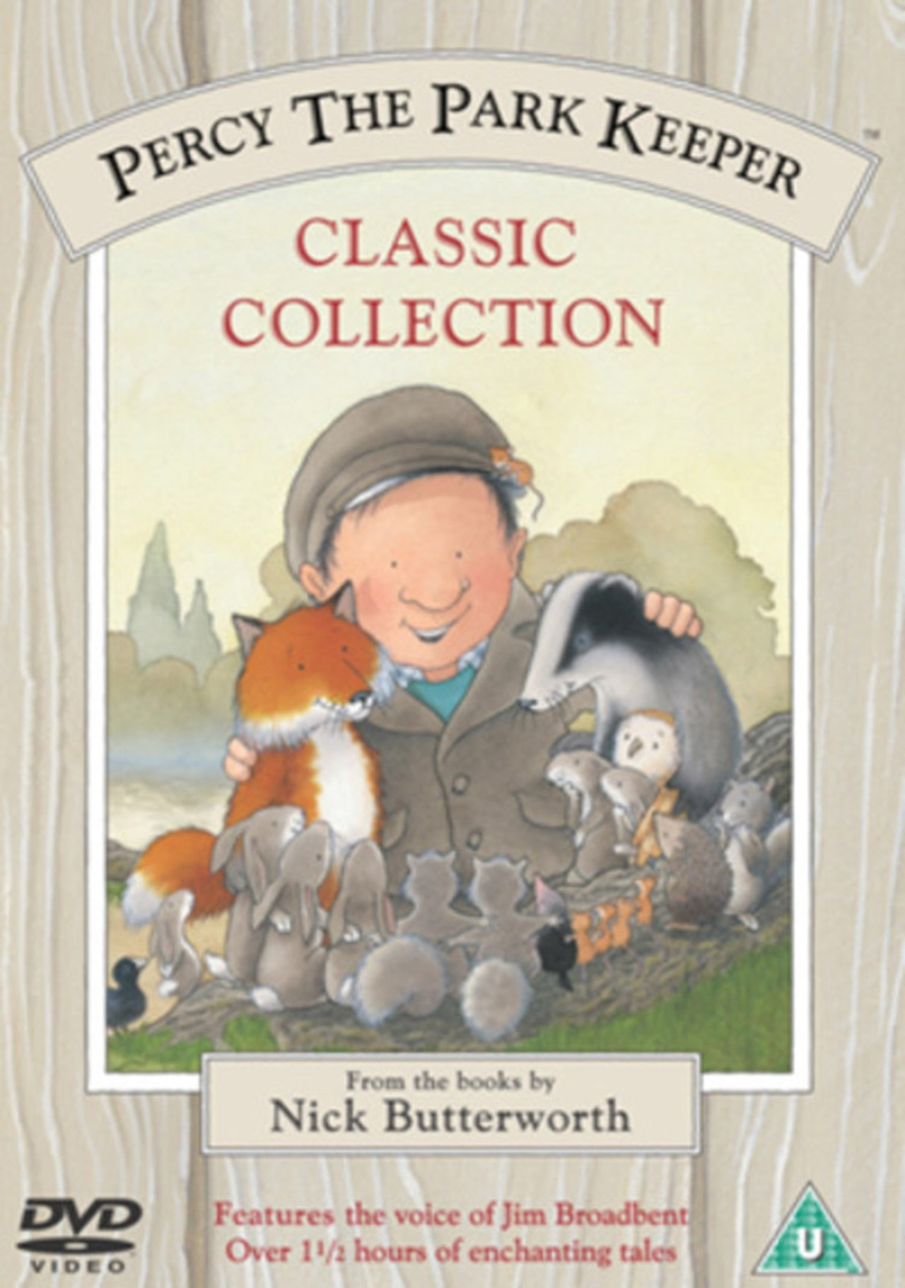 Percy the Park Keeper: Classic Collection - 1