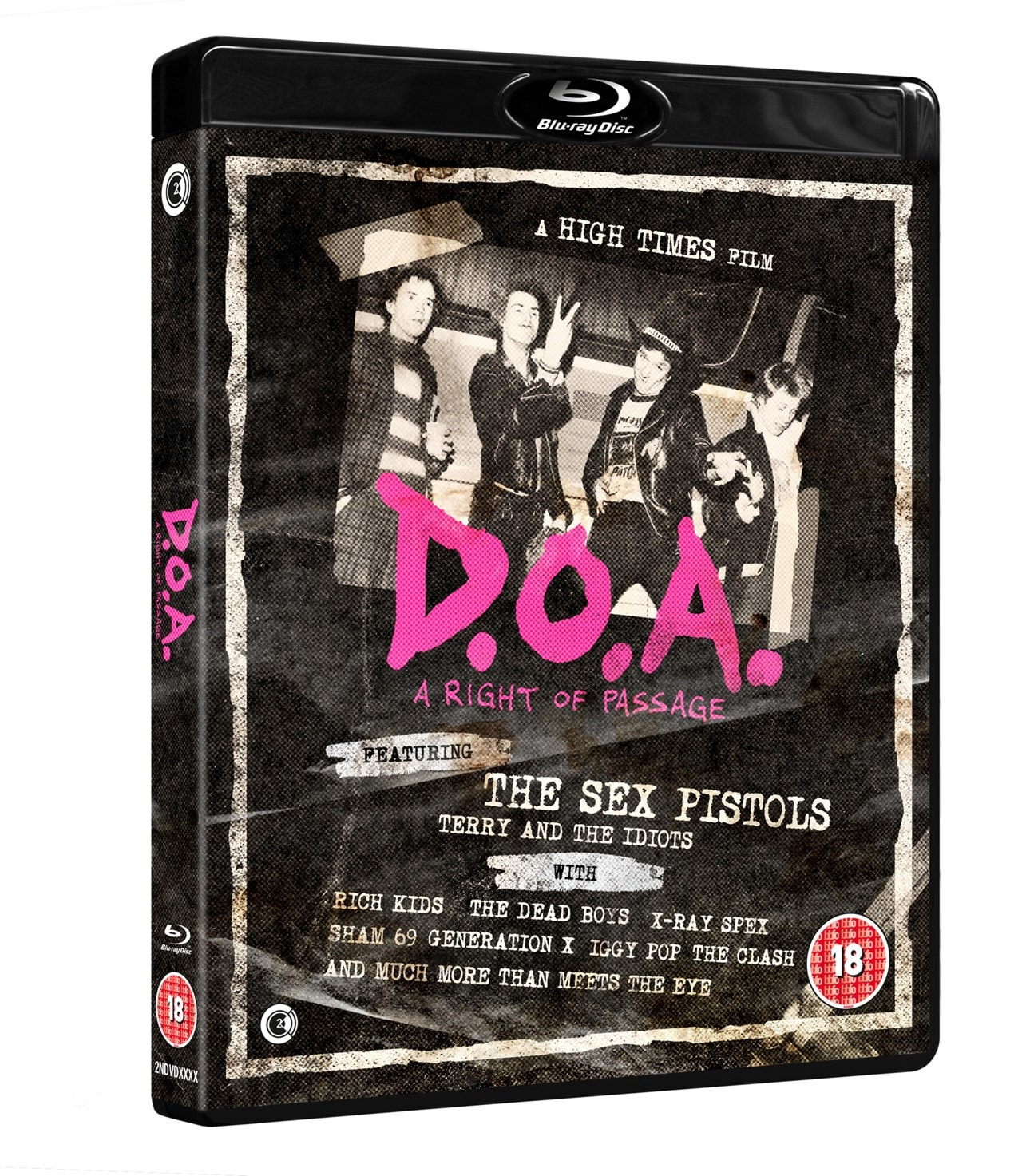 D.O.A.: A Right of Passage - 2