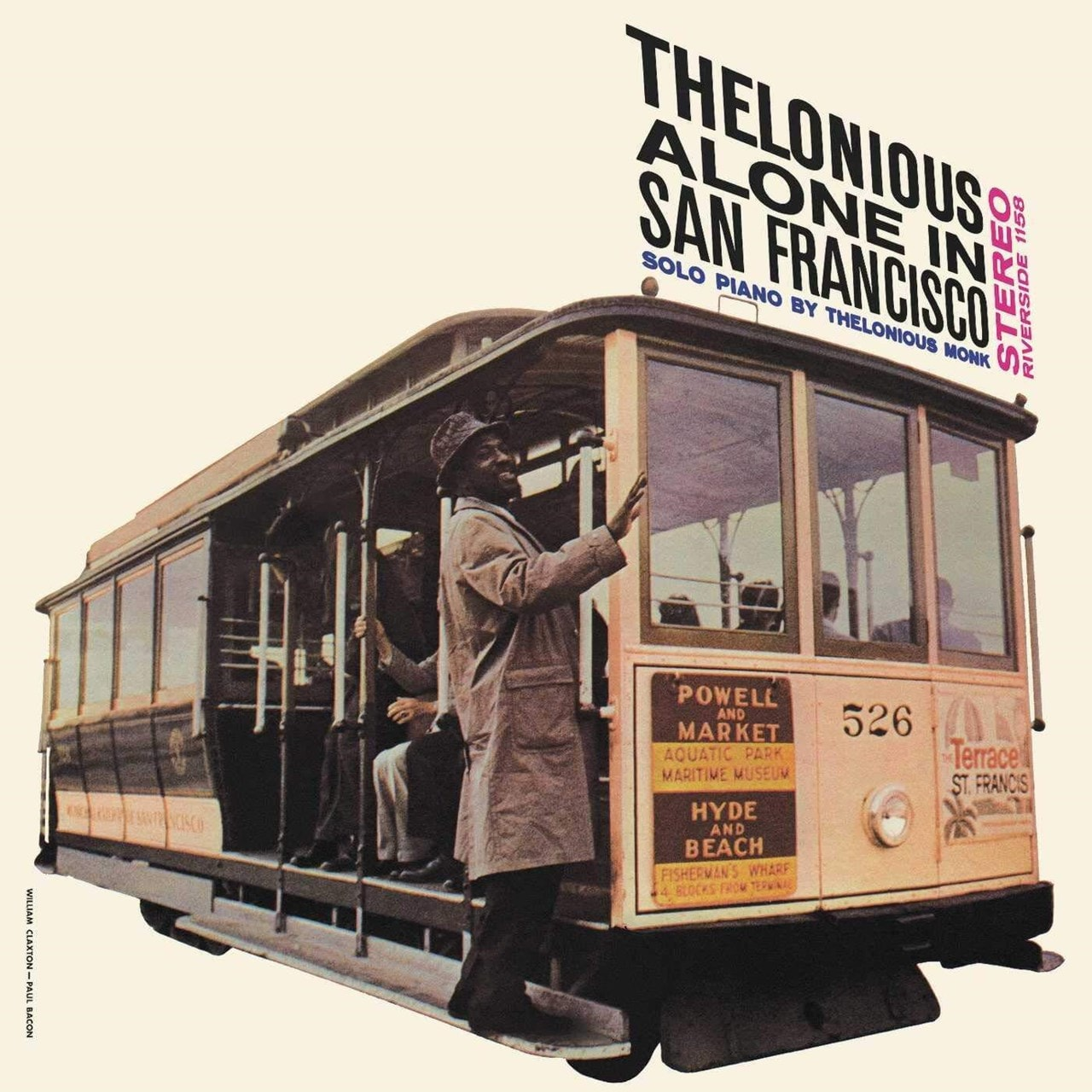 Thelonious Alone in San Francisco - 1