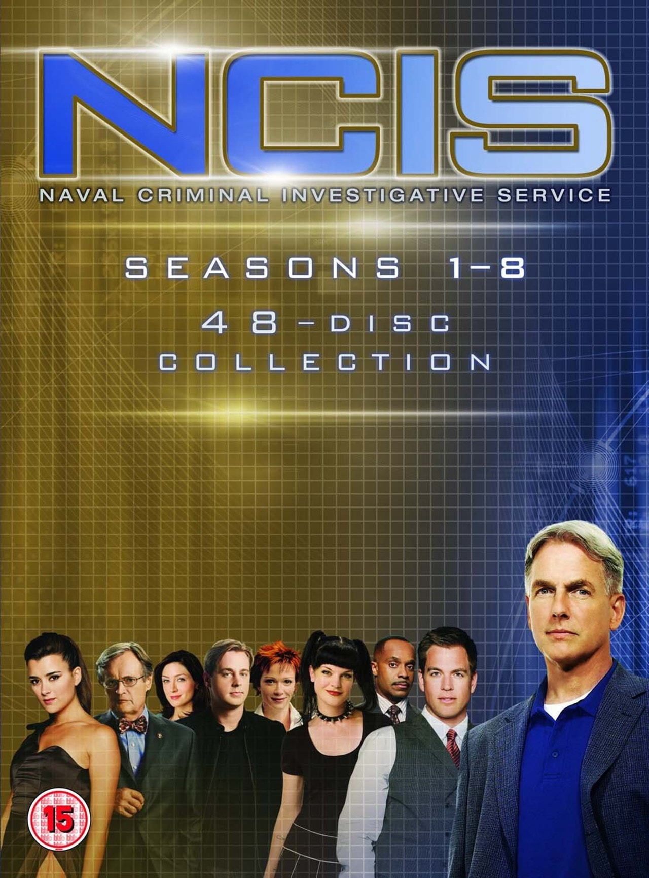NCIS: Seasons 1-8 - 1