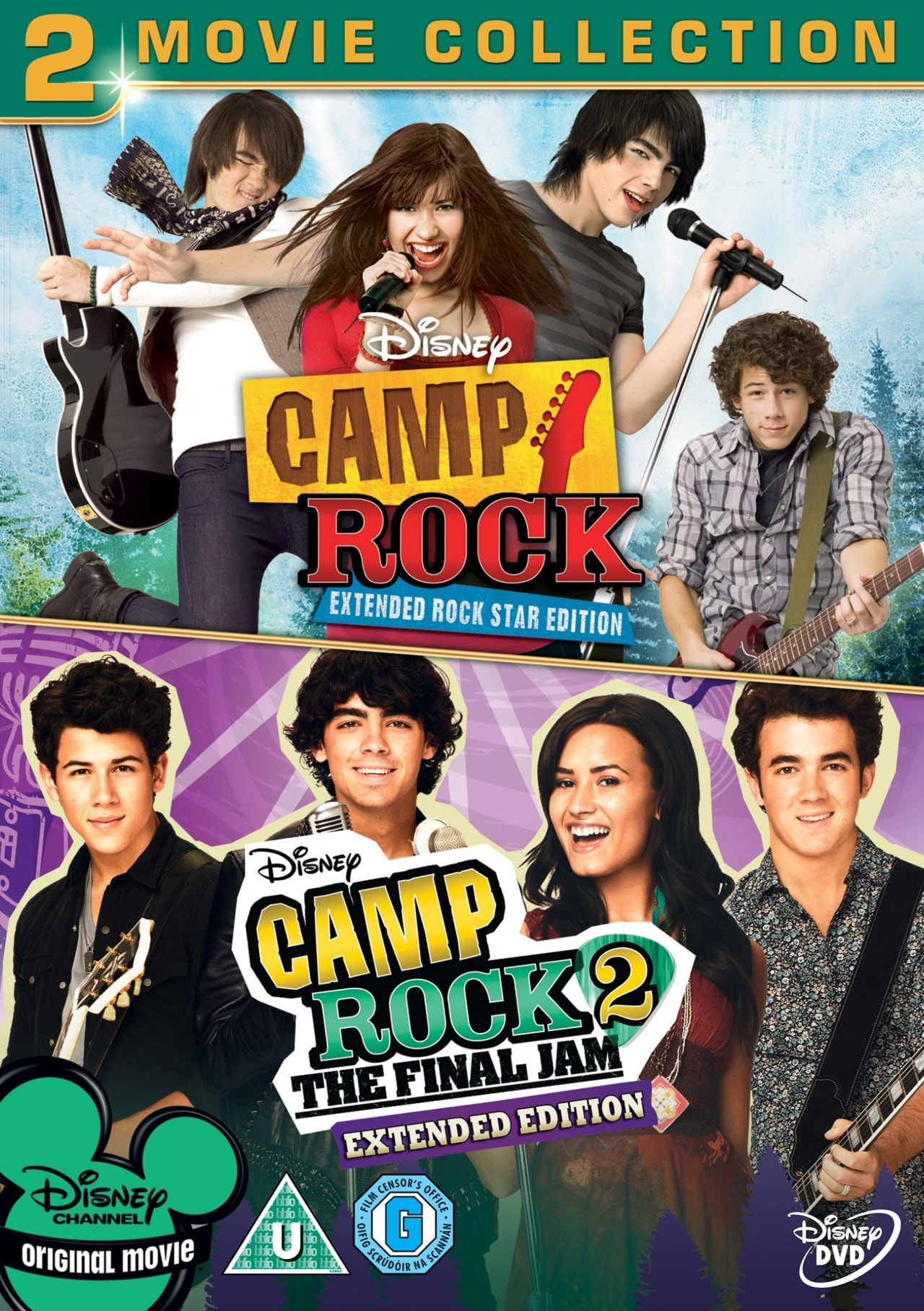 Camp Rock: 2-movie Collection - 1