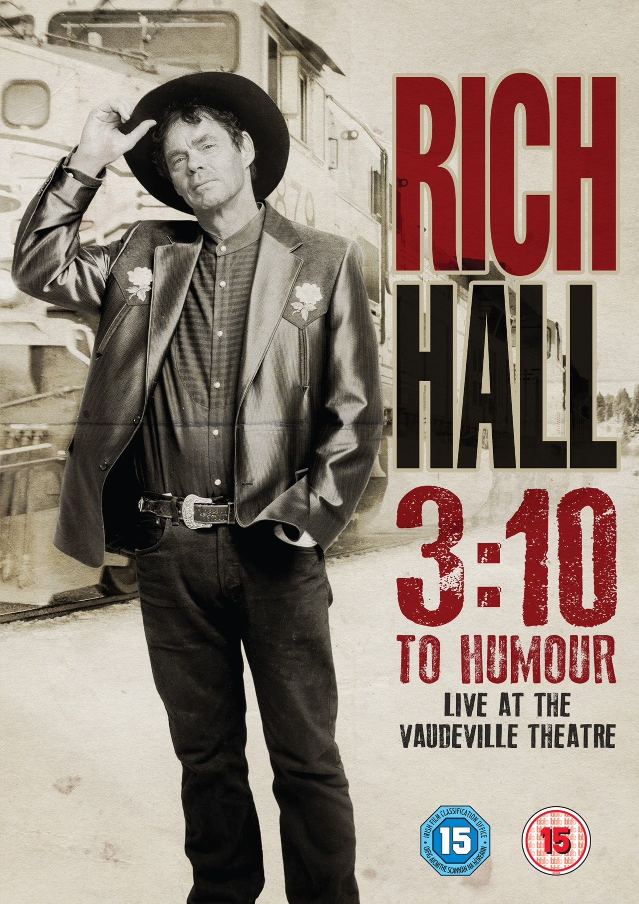 Rich Hall: 3:10 to Humour - 1
