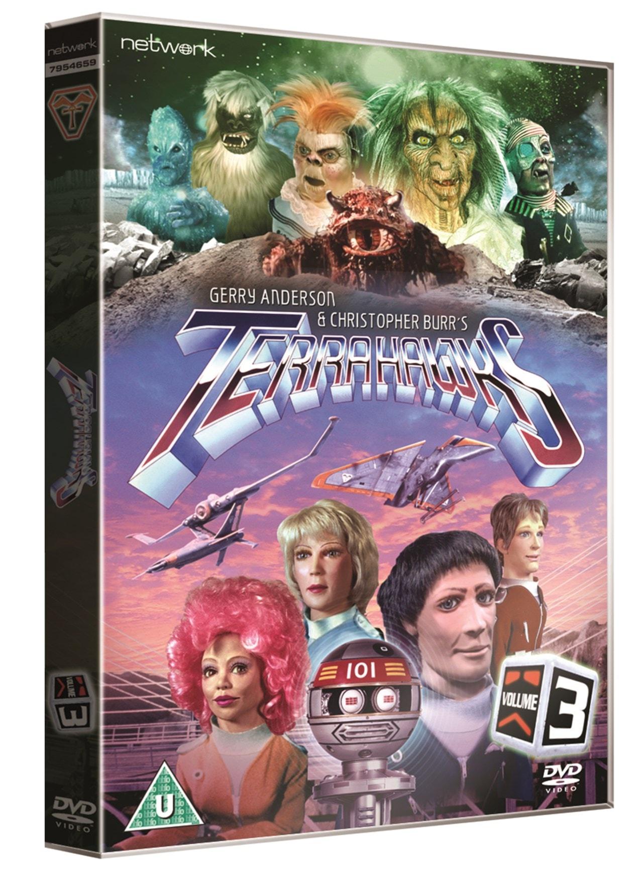 Terrahawks: Volume 3 - 2
