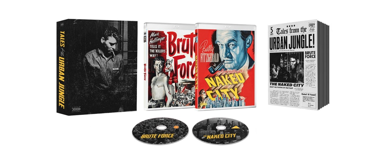 Tales from the Urban Jungle - Brute Force and the Naked City - 2