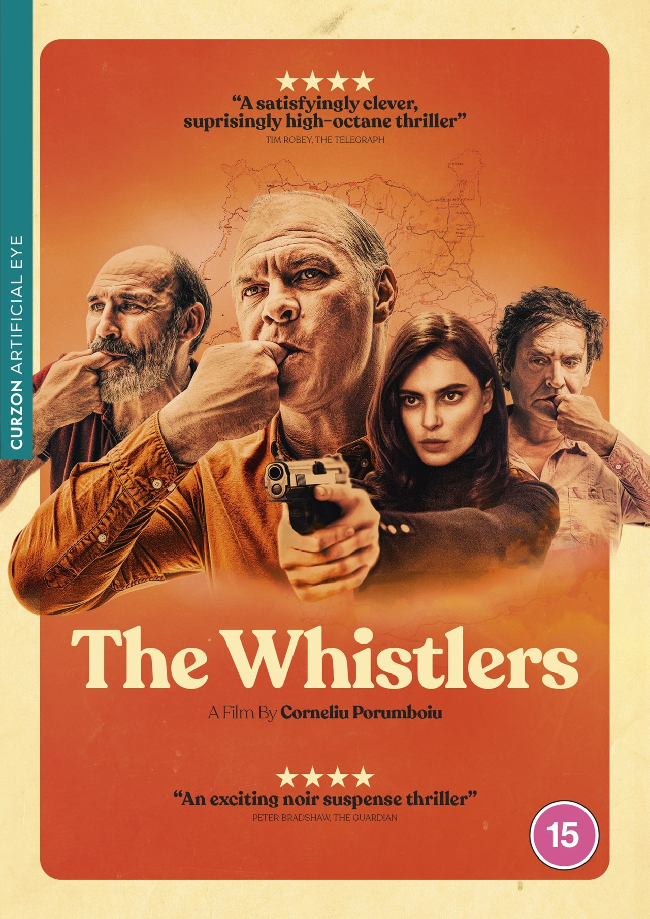 The Whistlers - 1