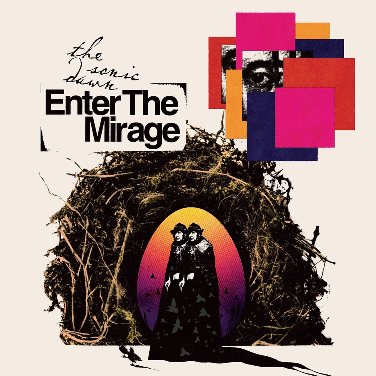 Enter the Mirage - 1
