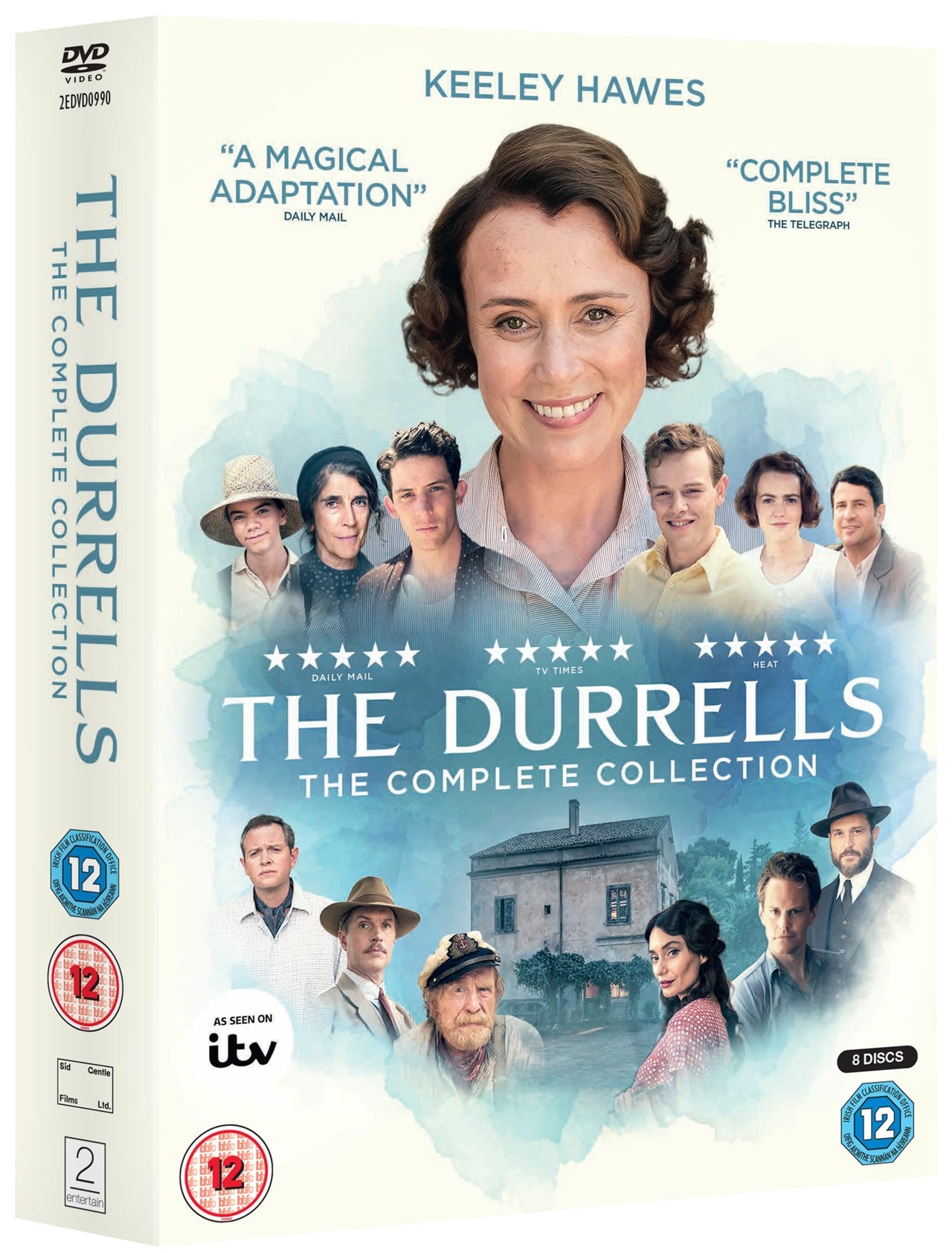 The Durrells: The Complete Collection - 2