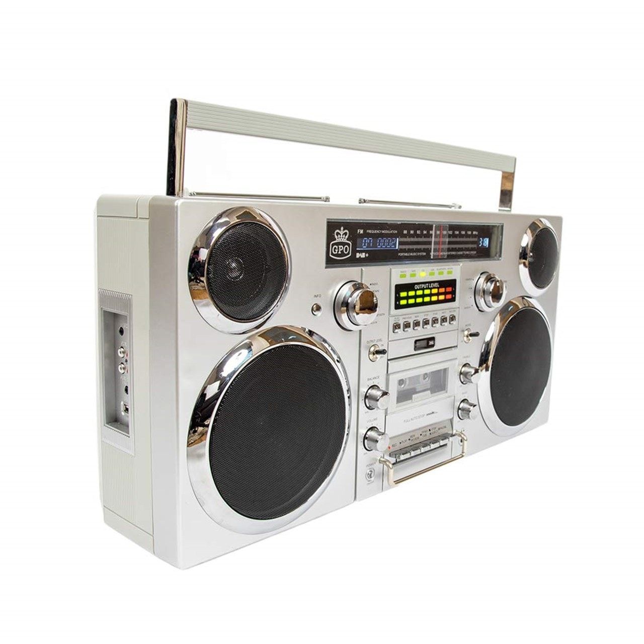 GPO Brooklyn Portable Boombox - 2