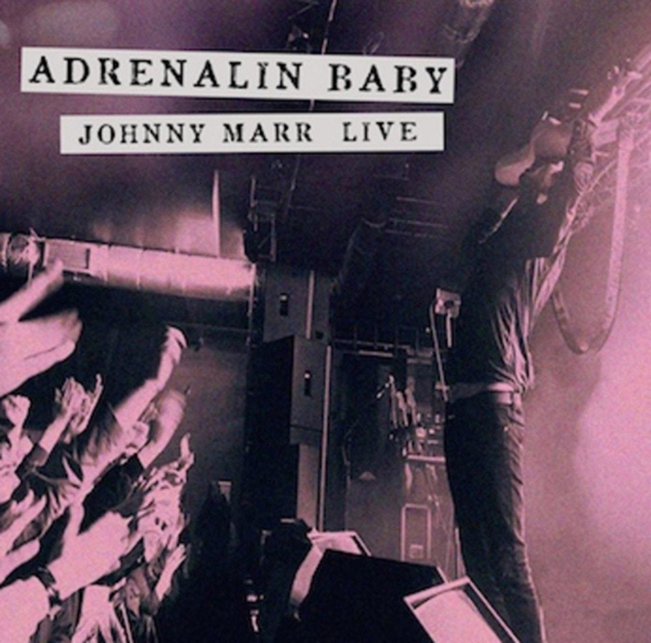 Adrenalin Baby - 1