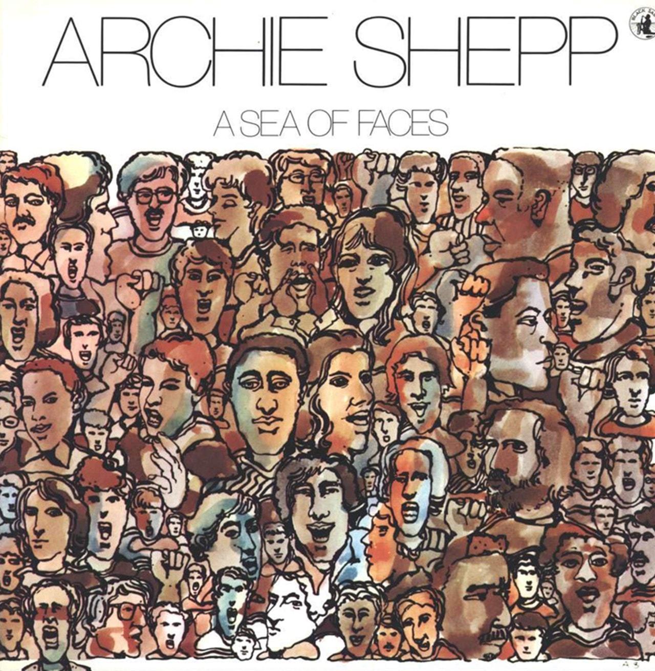 A Sea of Faces - 1