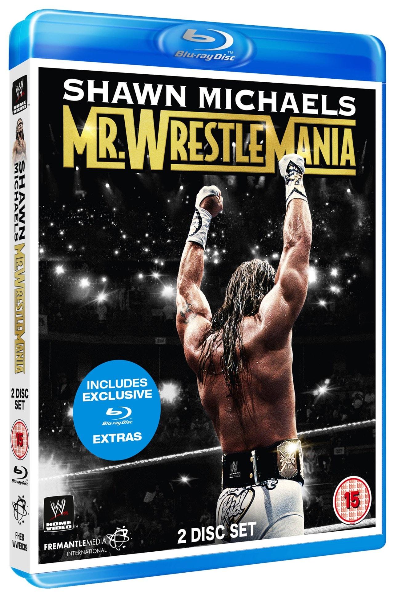 WWE: Shawn Michaels - Mr WrestleMania - 2