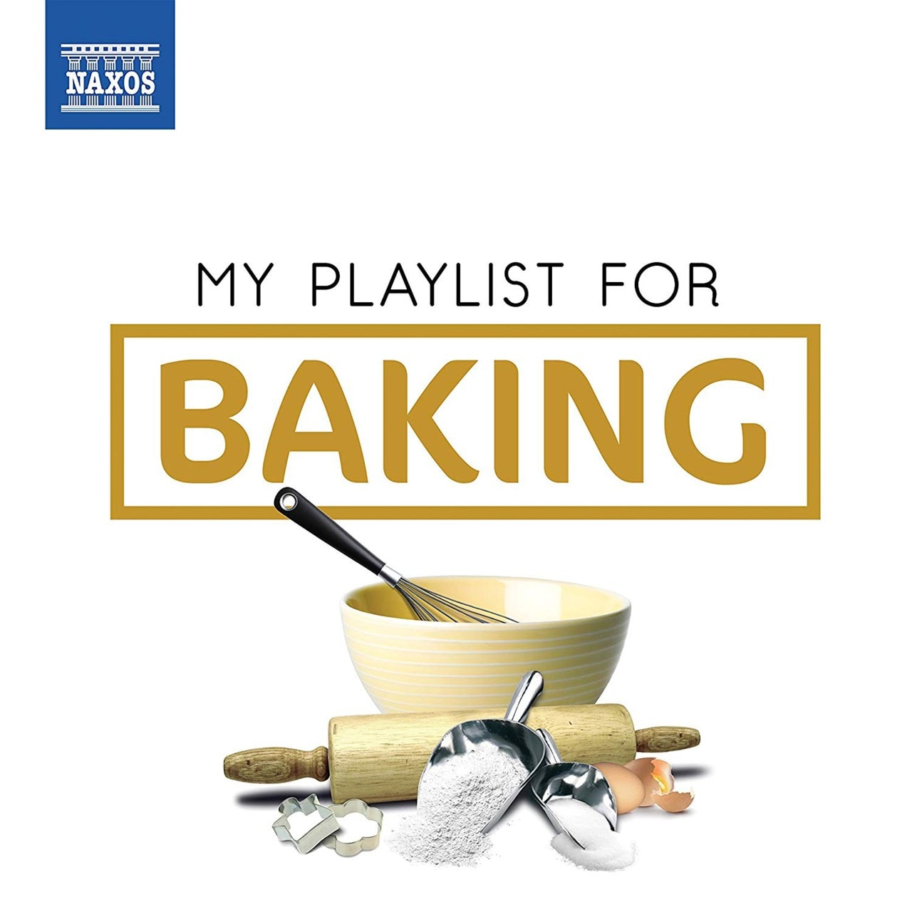 My Playlist for Baking - 1