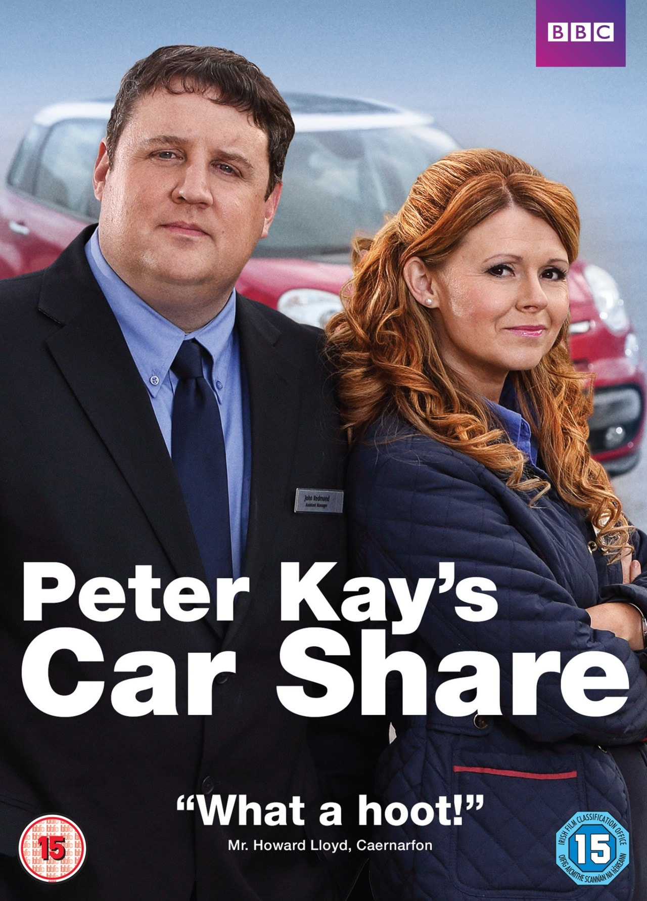 Peter Kay's Car Share: Complete Series 1 - 1