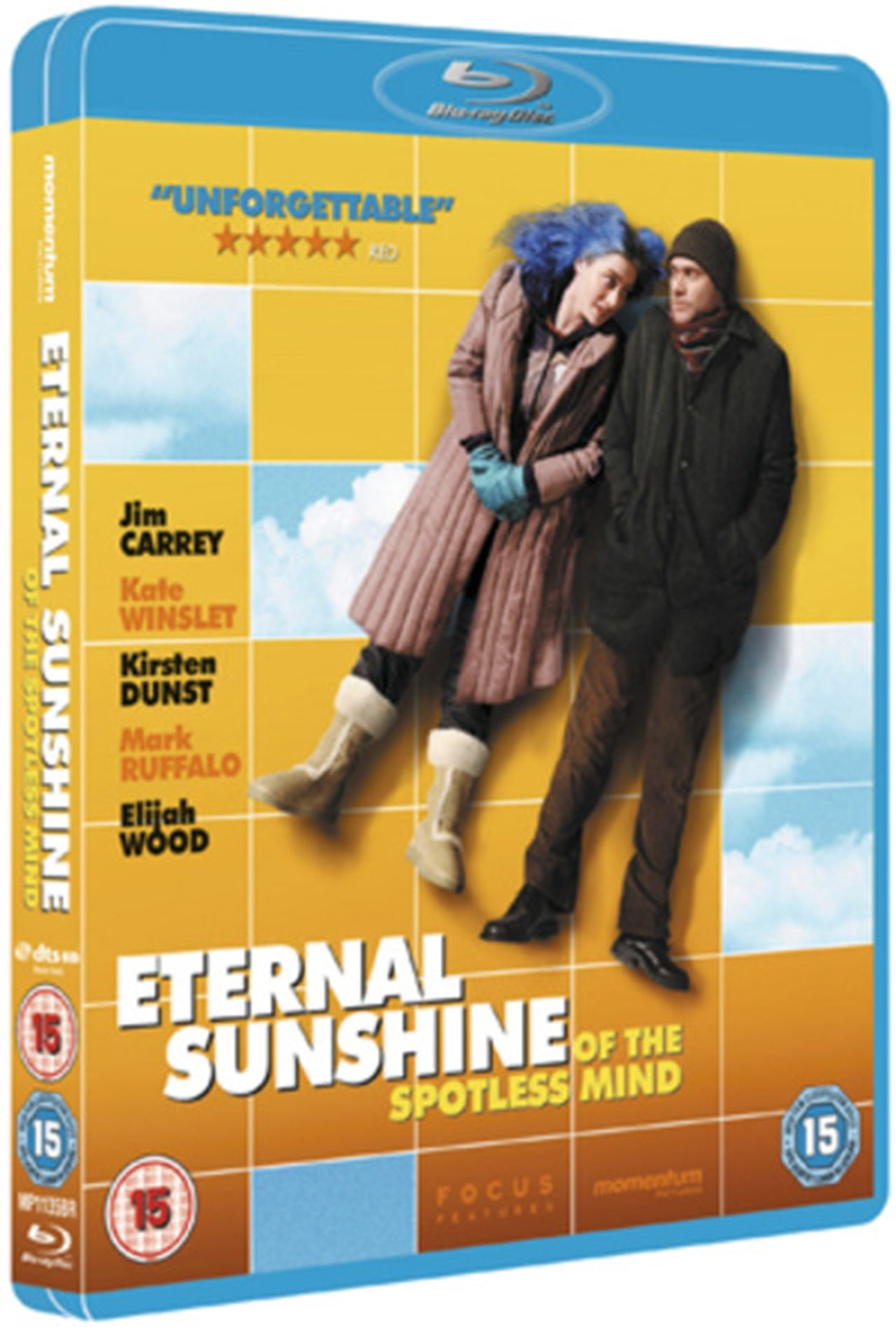 Eternal Sunshine of the Spotless Mind - 1