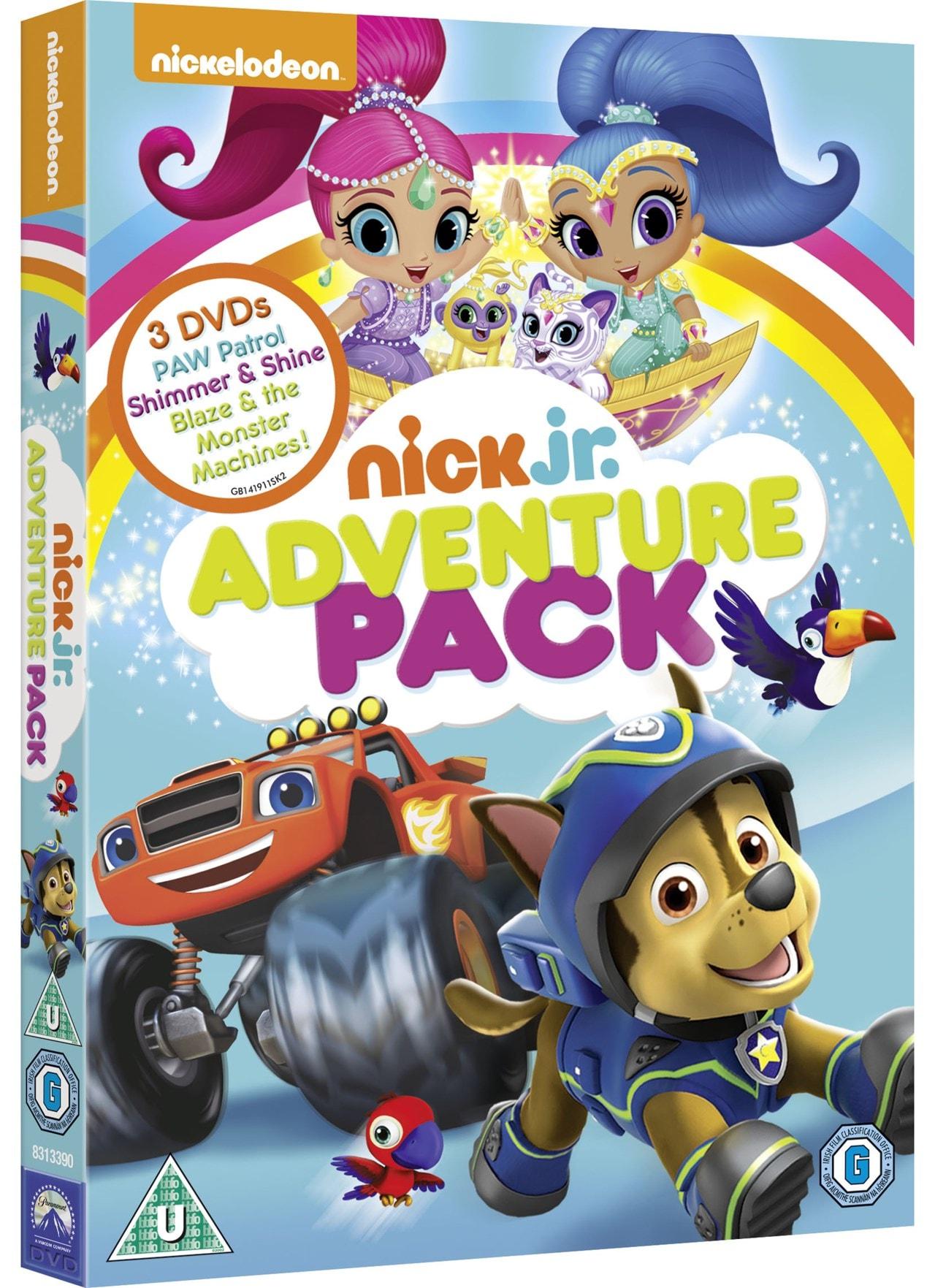 Nick Jr. Adventure Pack - 2